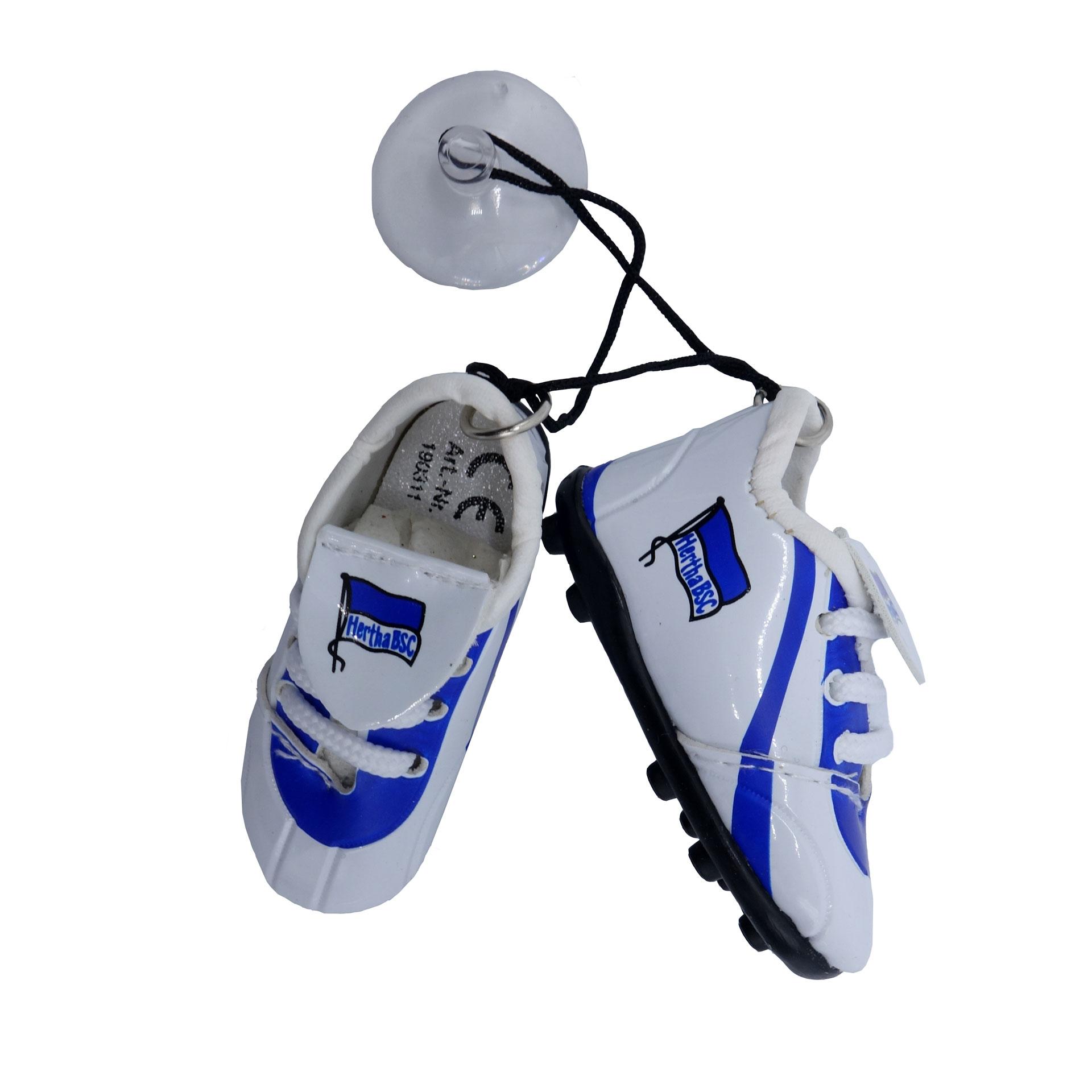 Hertha BSC Autospiegel Schuhe
