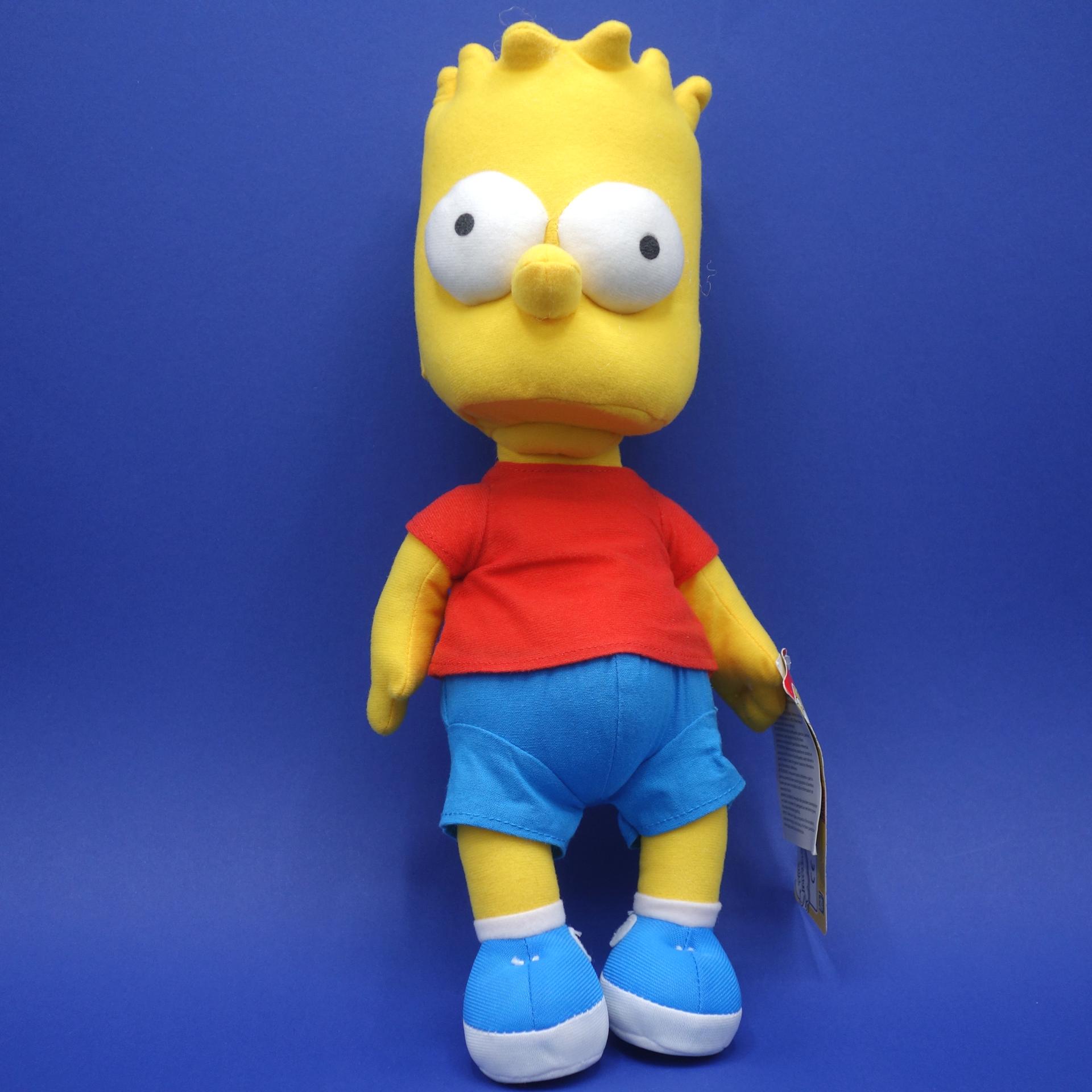 Bart Simpson Plüsch Figur The Simpsons