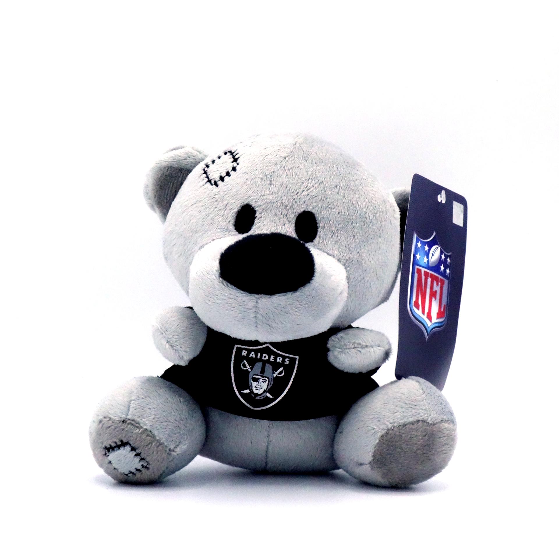NFL Timmy Bear Las Vegas Raiders
