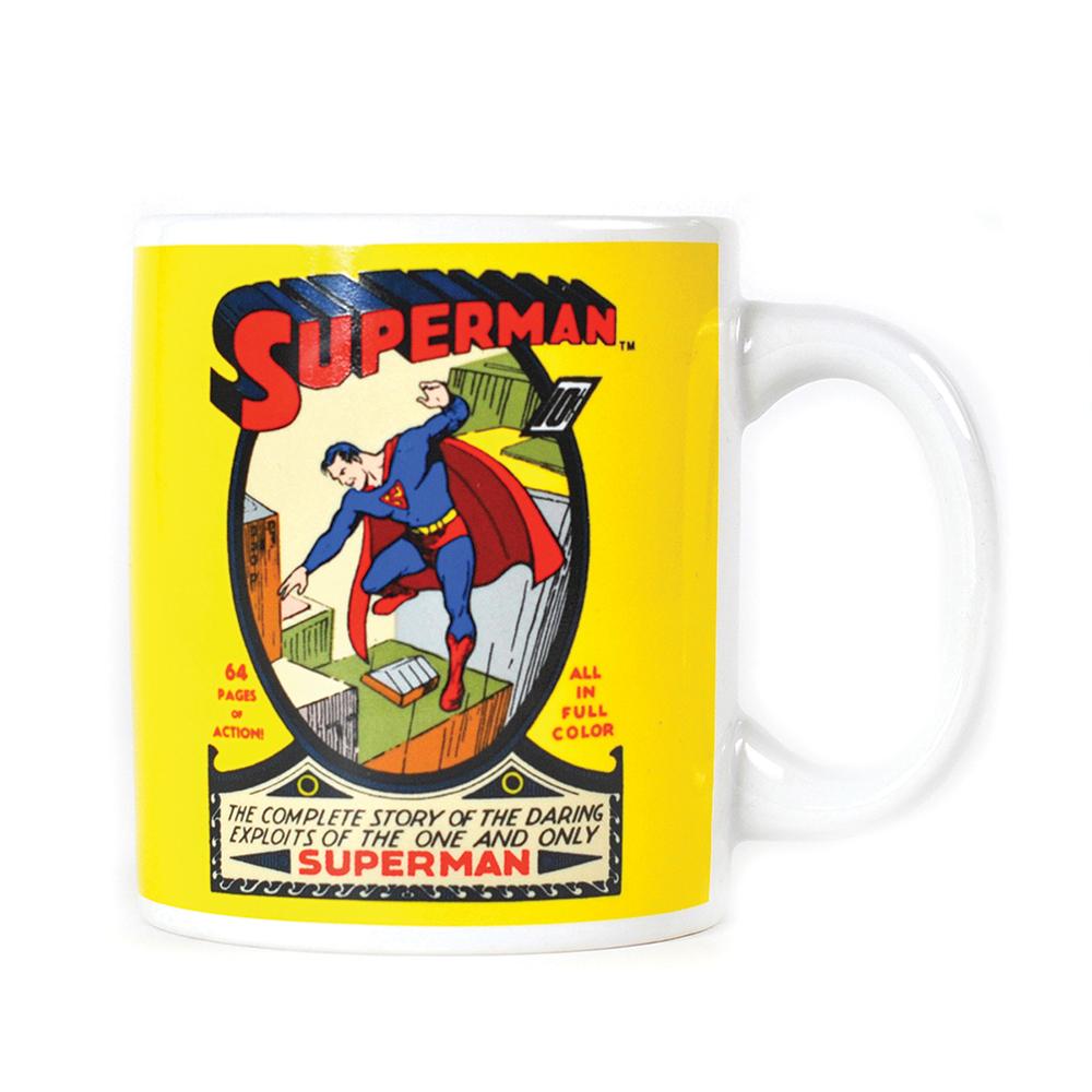 """Superman Tasse """"Comic"""" Mug"""