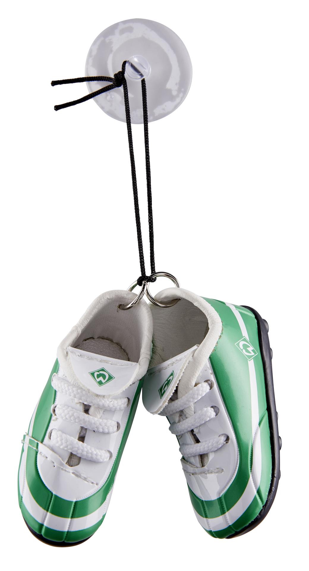 Werder Bremen Autospiegel Schuhe Mit Sauger