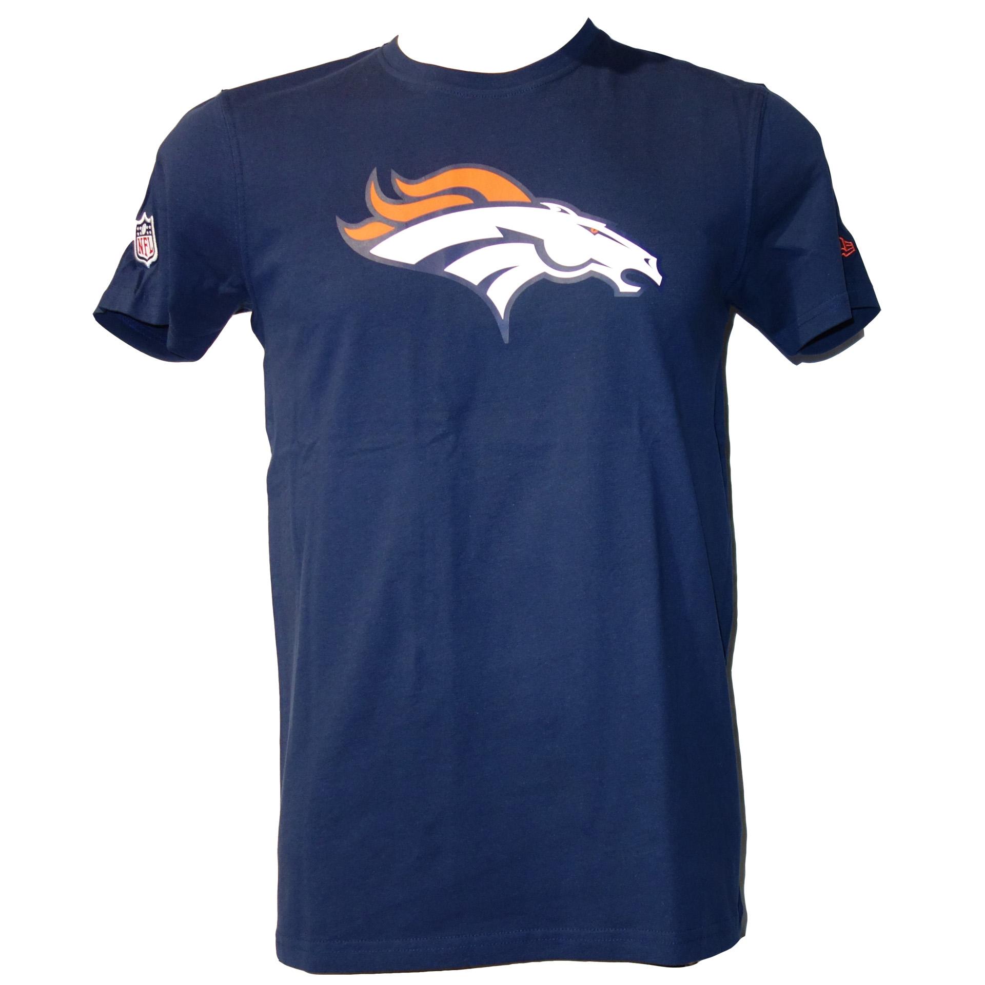 NFL New Era T-Shirt Denver Broncos Logo