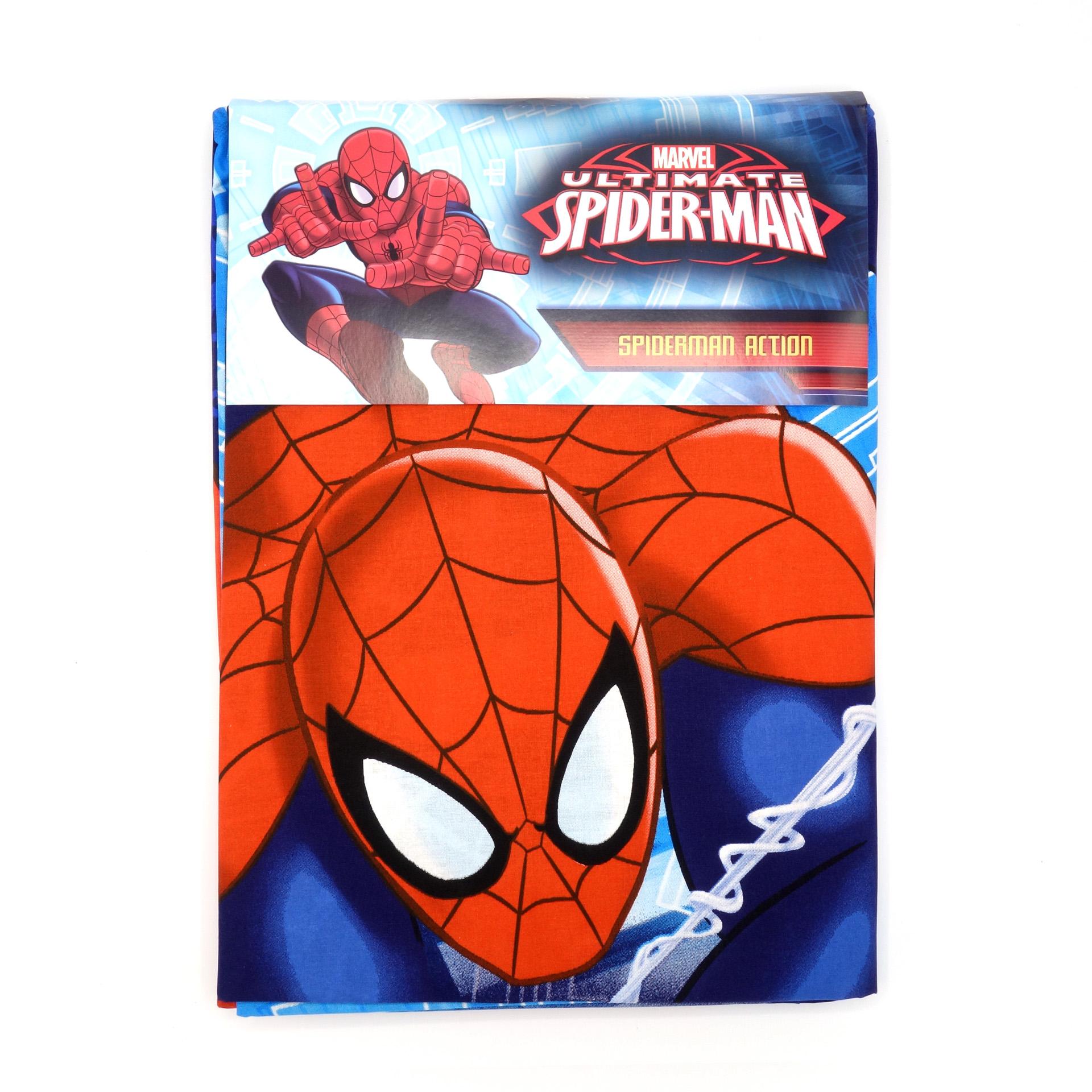 Marvel Spider-Man Bettwäsche Action