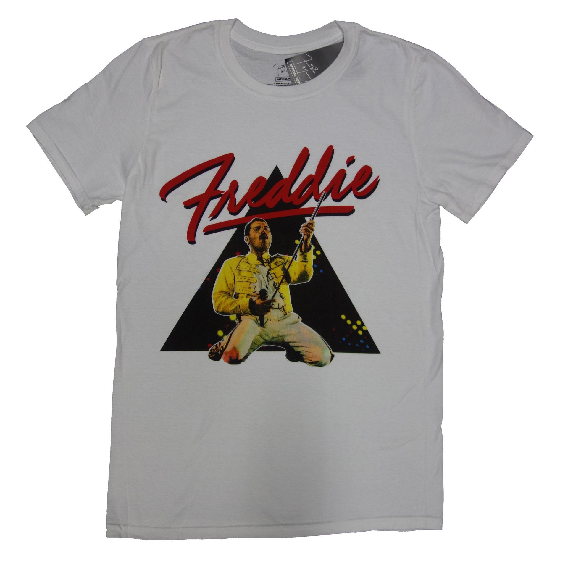 T-Shirt Queen Freddie Mercury