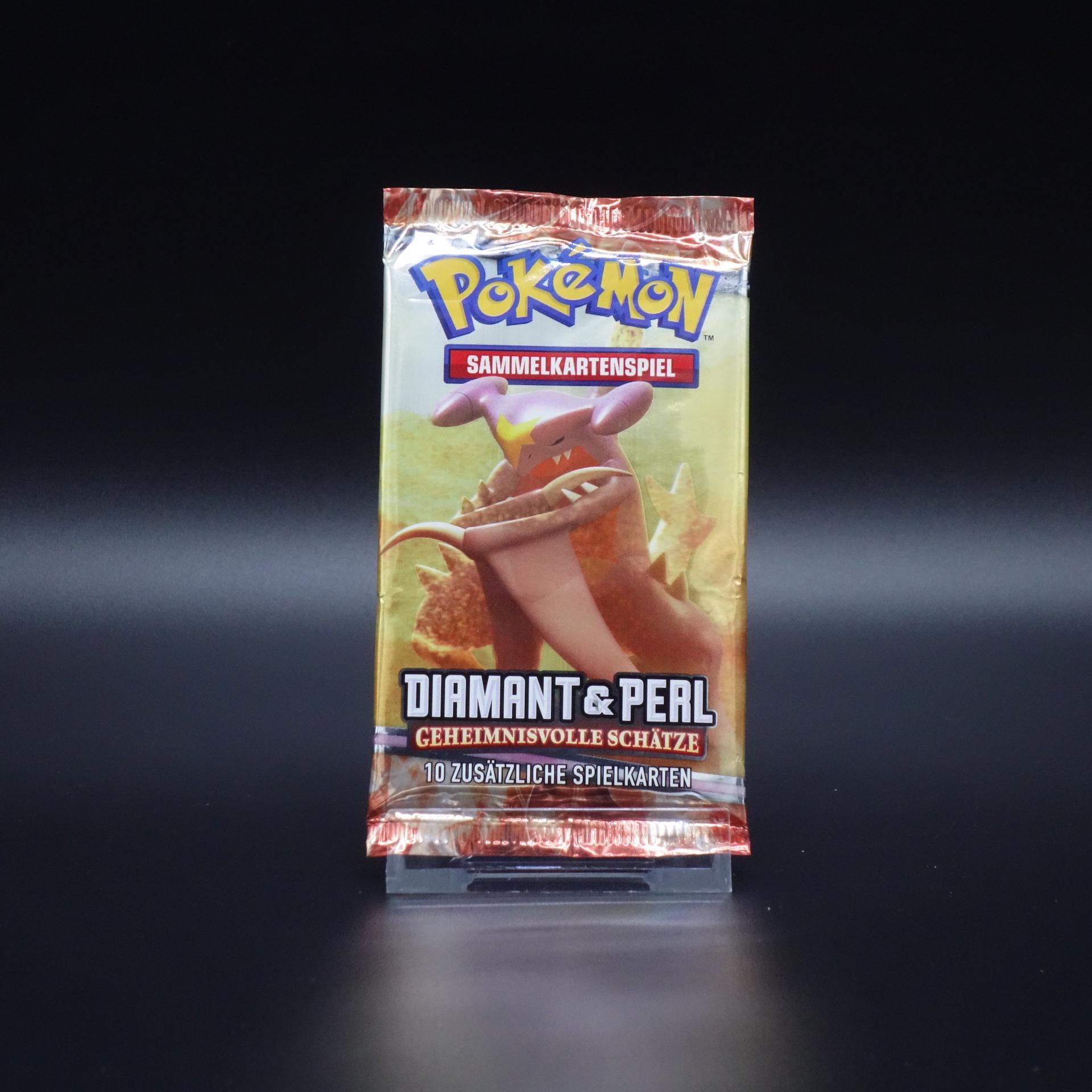 Pokemon Booster Diamant & Perl Geheimnisvolle Schätze