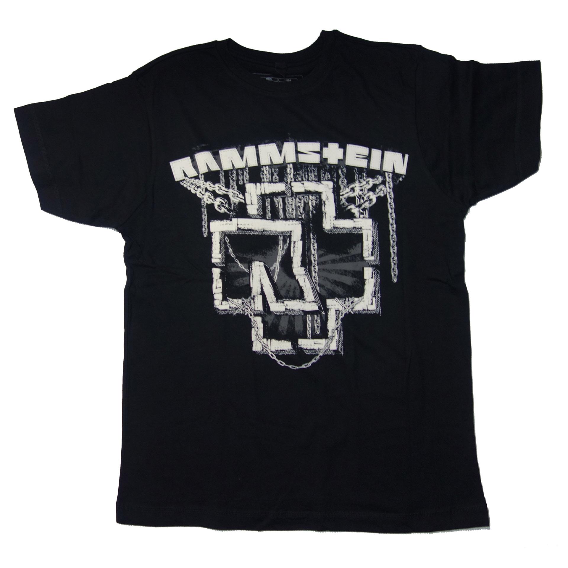 T-Shirt Rammstein Ketten