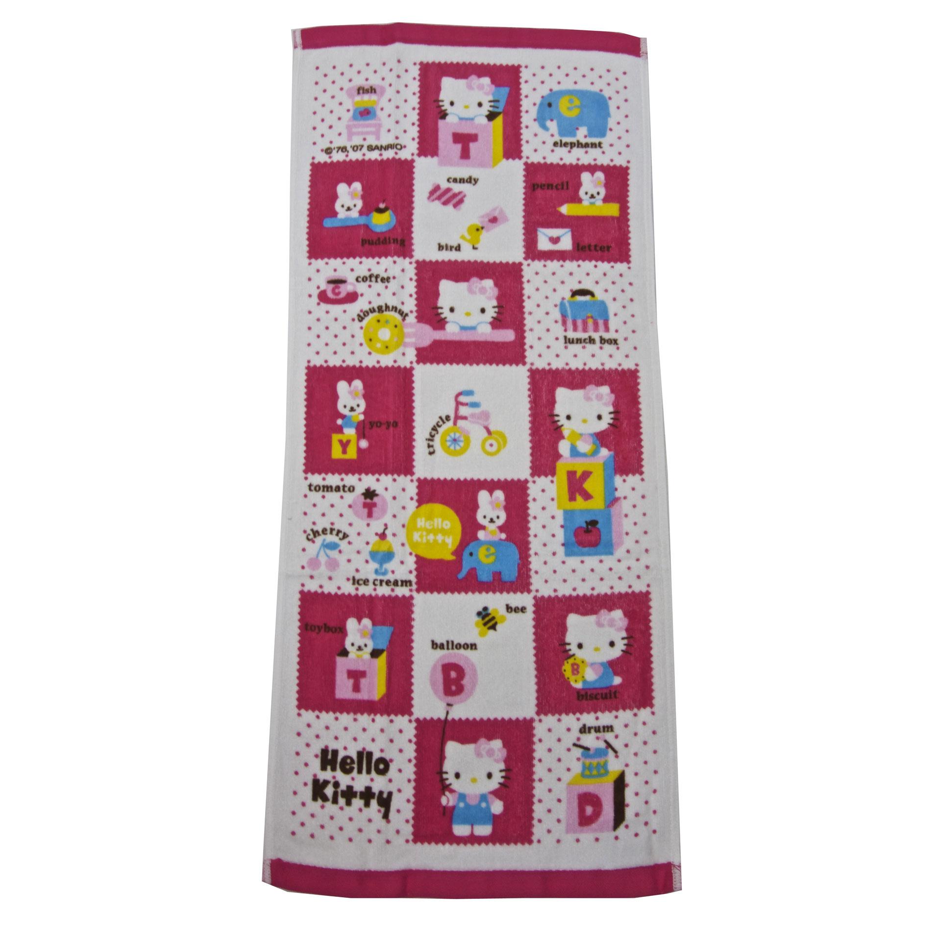 Hello Kitty Handtuch Toybox