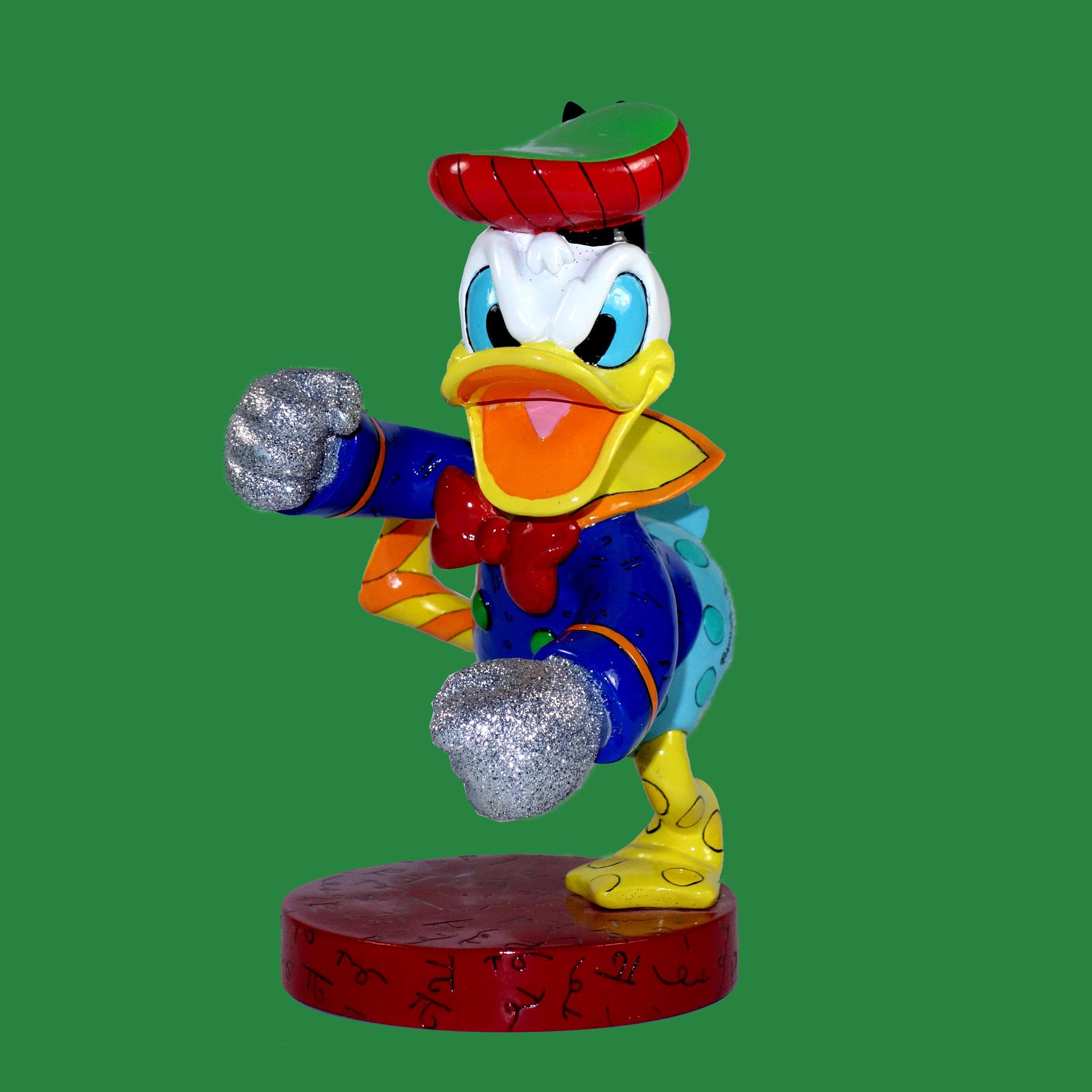 Disney Britto Donald Duck Sammelfigur