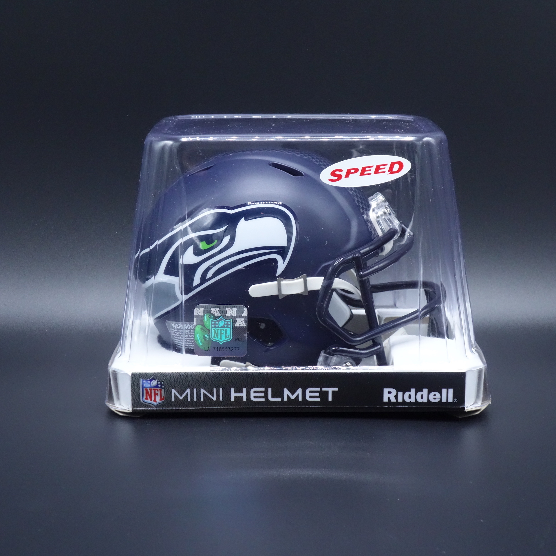 NFL Seattle Seahawks Riddell Helm Speed
