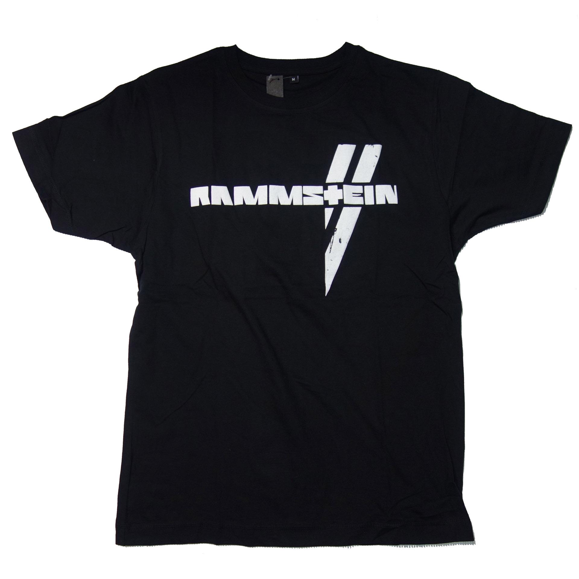 T-Shirt Rammstein Balken