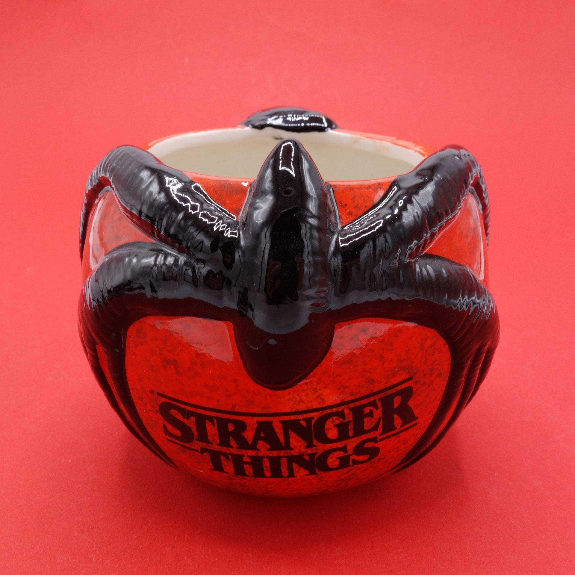 Stranger Things 3-D Tasse Mind Flayer