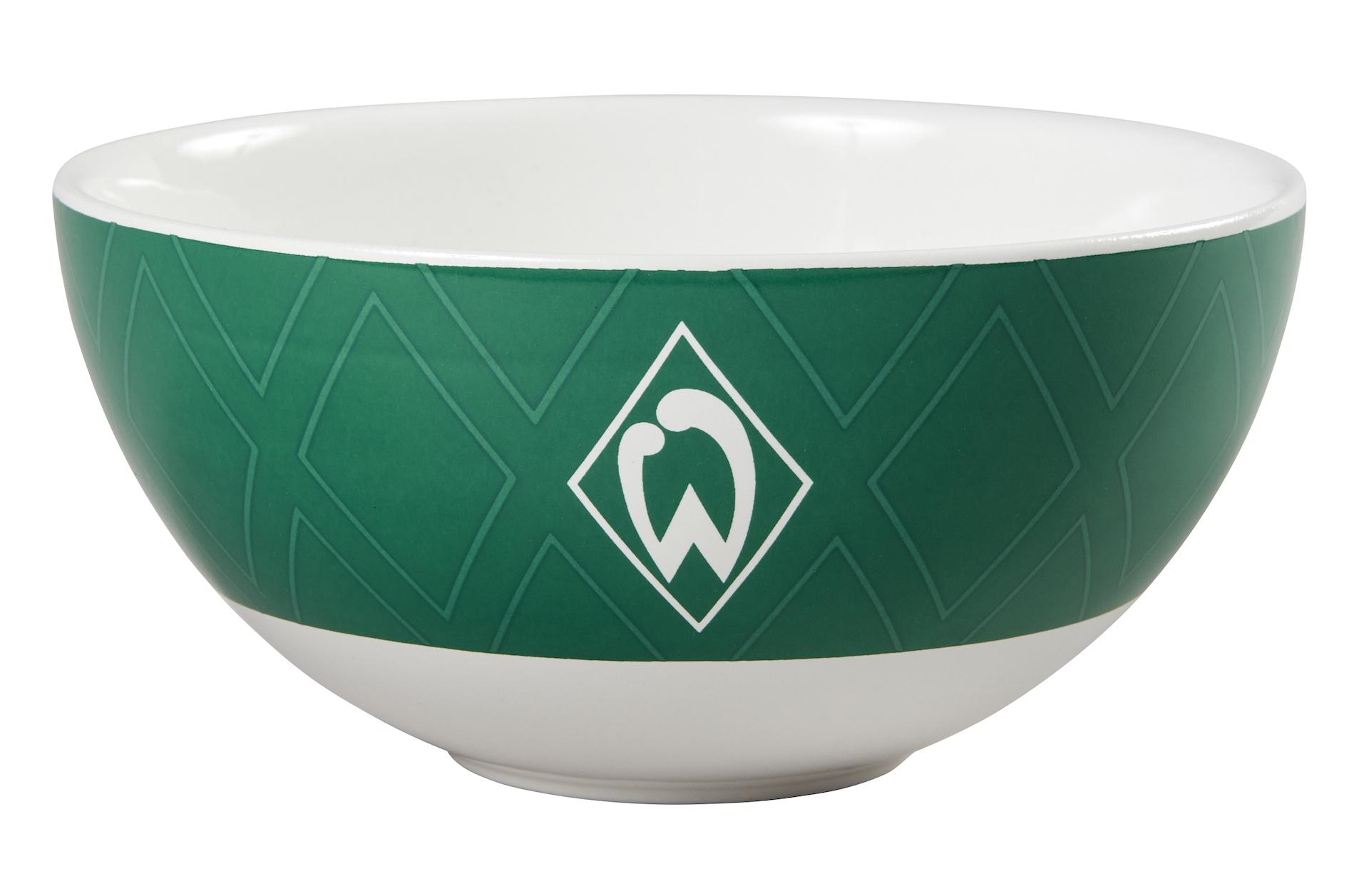 Werder Bremen Müsli Schale Raute