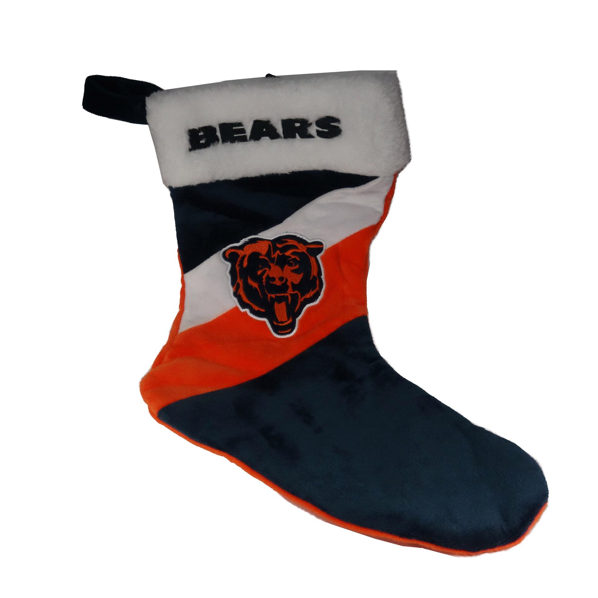 NFL Weihnachts-Socke Chicago Bears