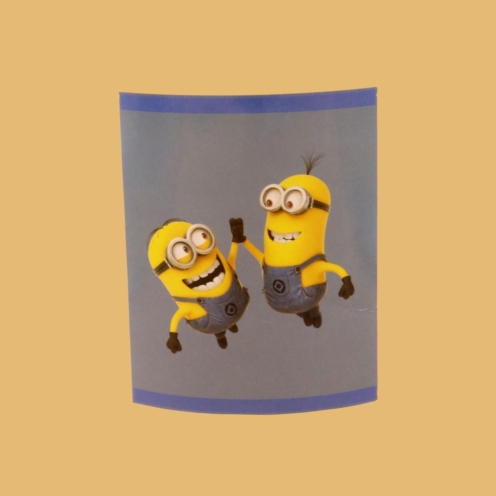 Minions Fleecedecke Fleece Schlafdecke Kevin & Bob