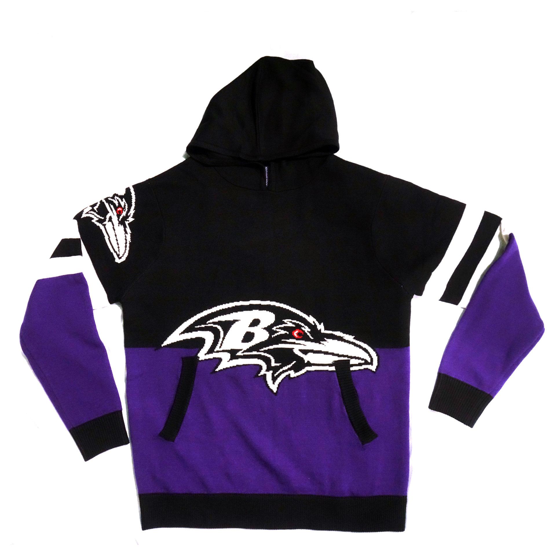 NFL Kapuzenpullover Baltimore Ravens