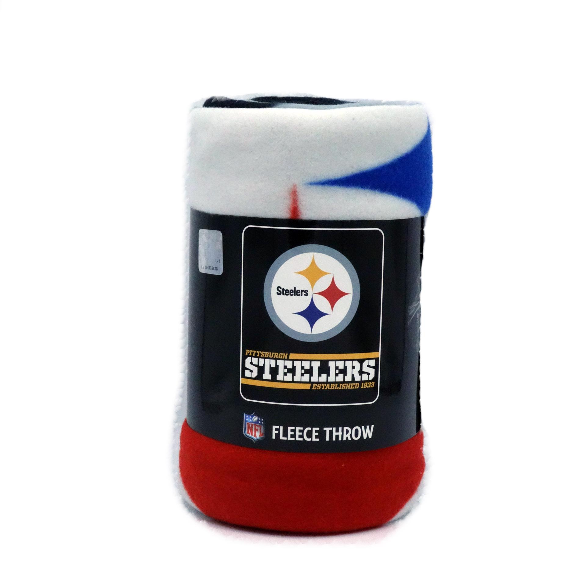 NFL Fleecedecke Pittsburgh Steelers
