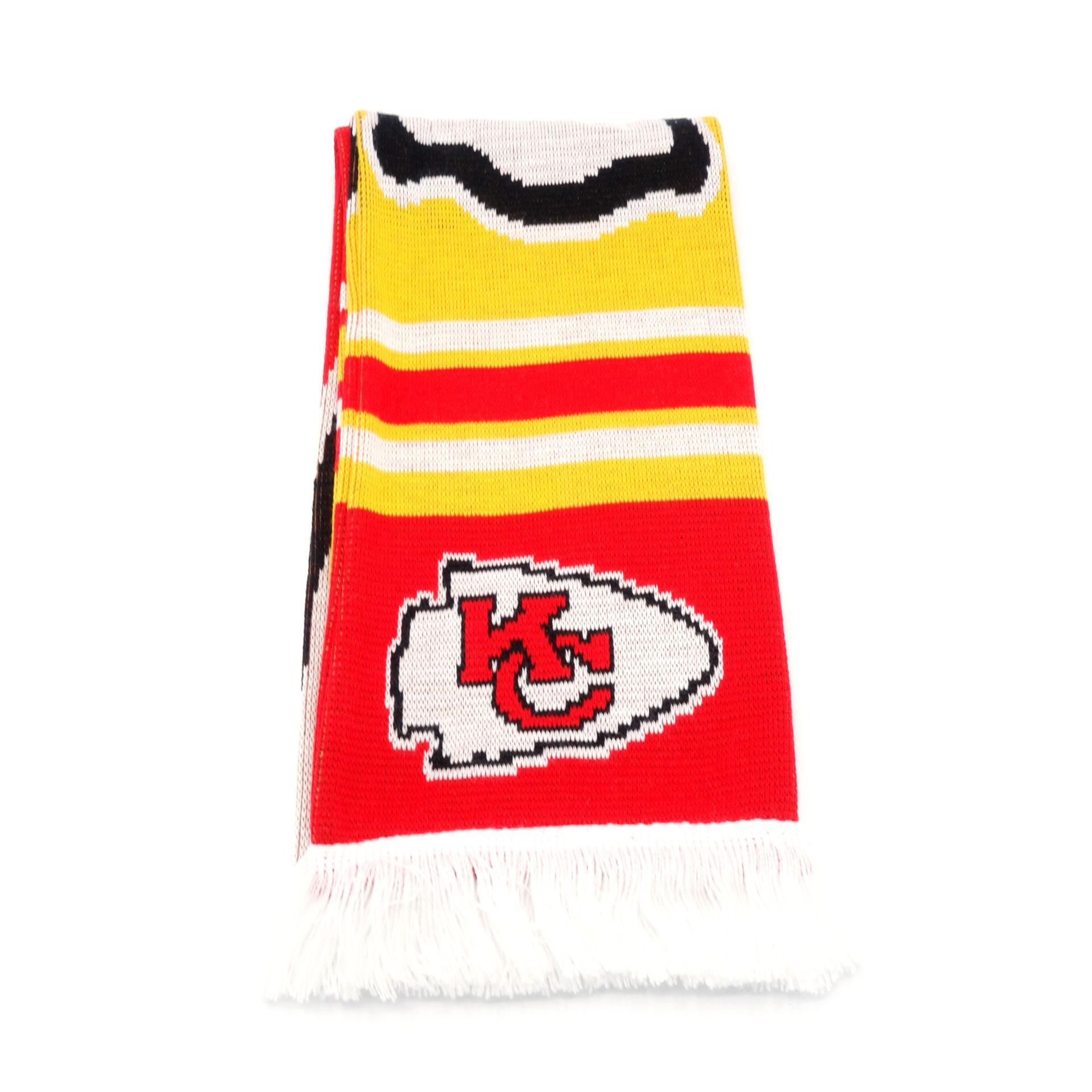 NFL Schal Kansas City Chiefs Logo