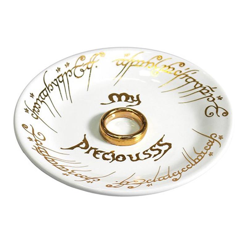 """Der Herr der Ringe Accessoire Teller Accessory Dish """"My Precious"""""""