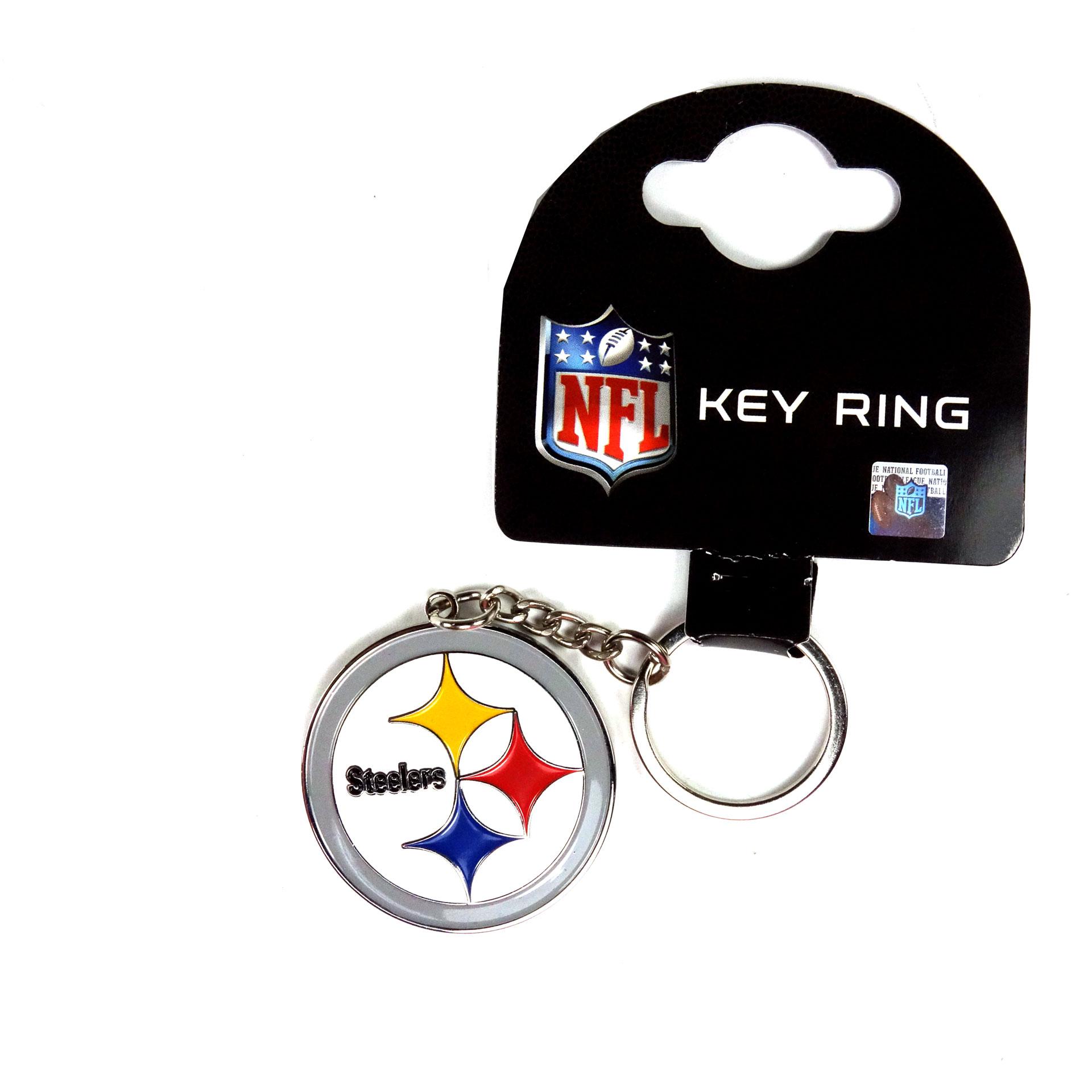 NFL Schlüsselanhänger Pittsburgh Steelers