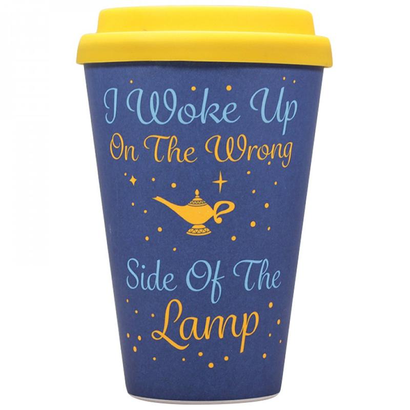 """Disney Aladdin Coffee To Go Becher """"Genie"""" Travel Mug"""