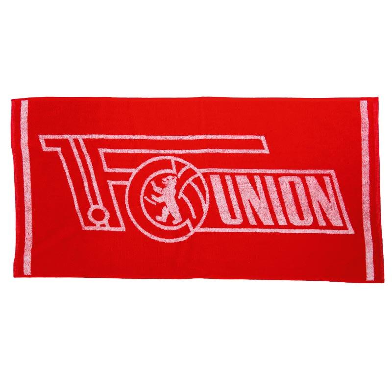 Union Berlin Duschtuch Logo Stempel