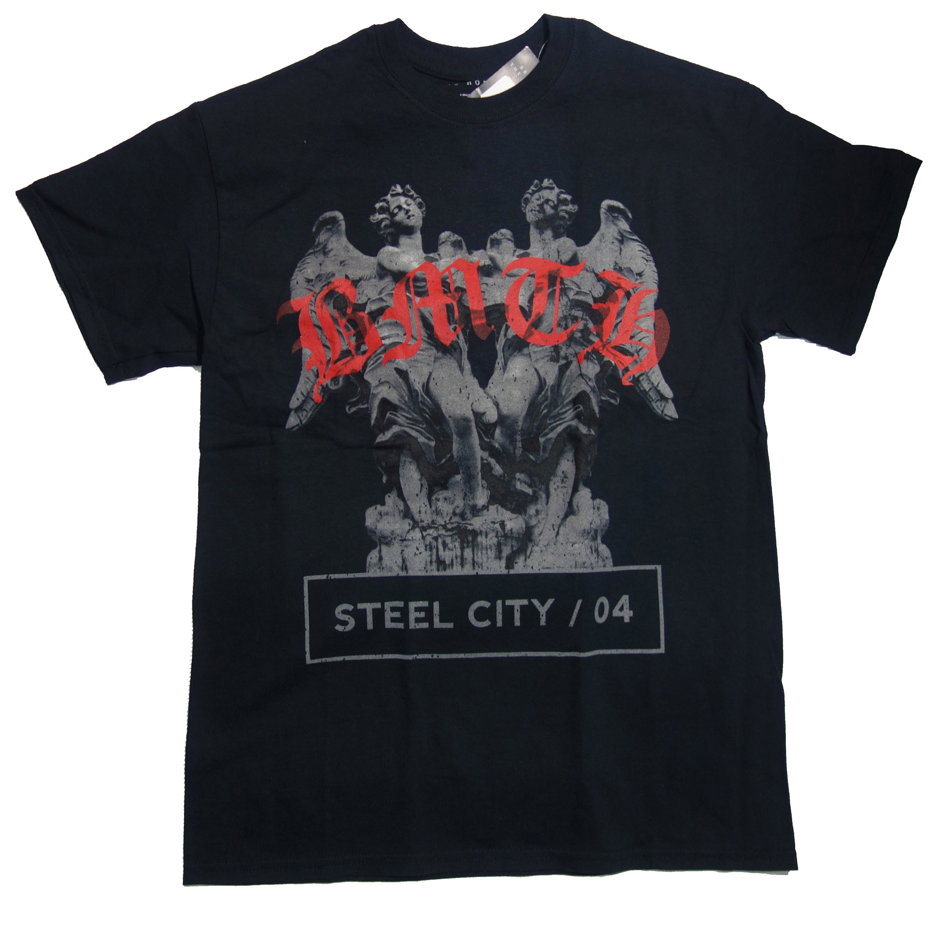 T-Shirt Bring Me The Horizon Steel City / 04