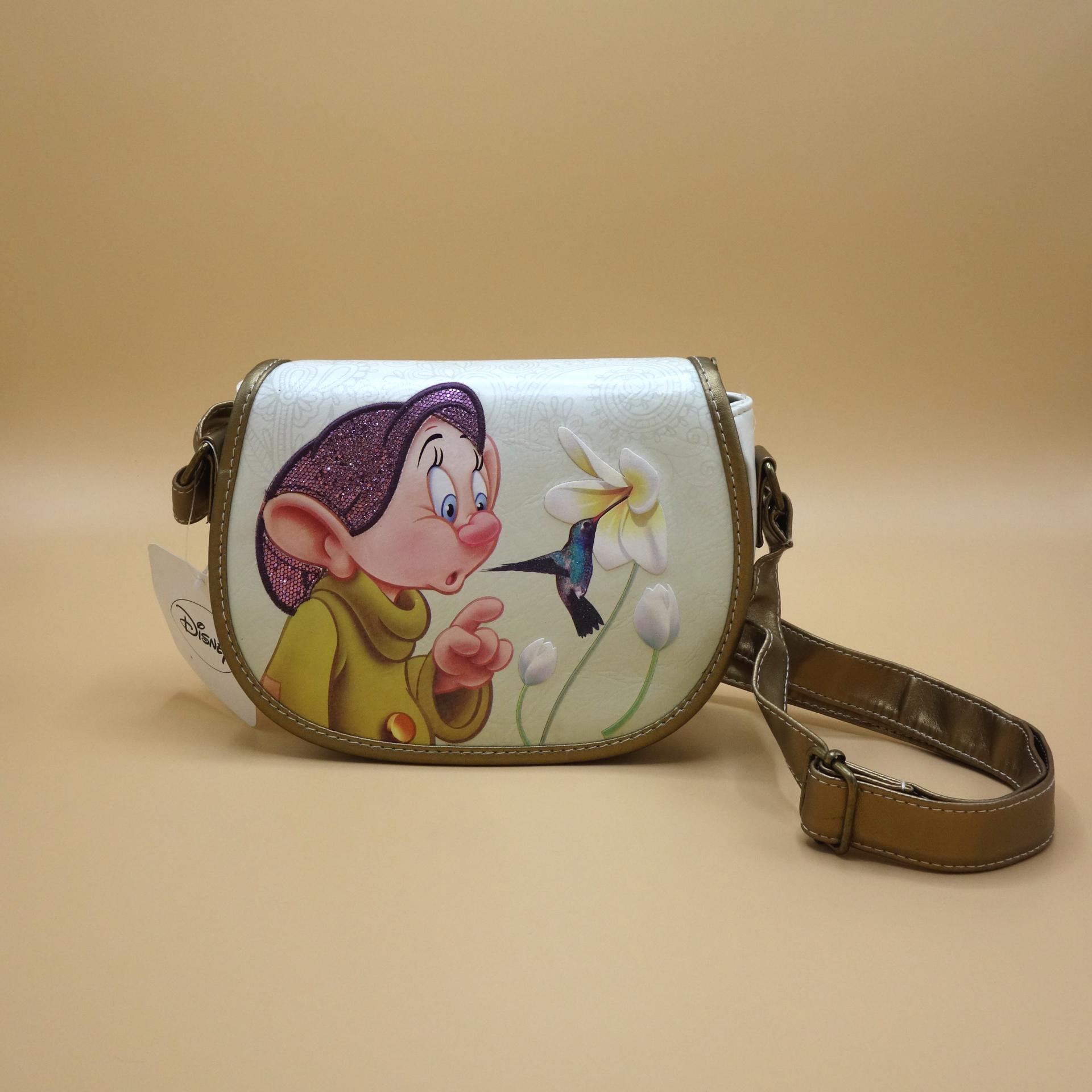 Disney Handtasche 7 Zwerge Dopey