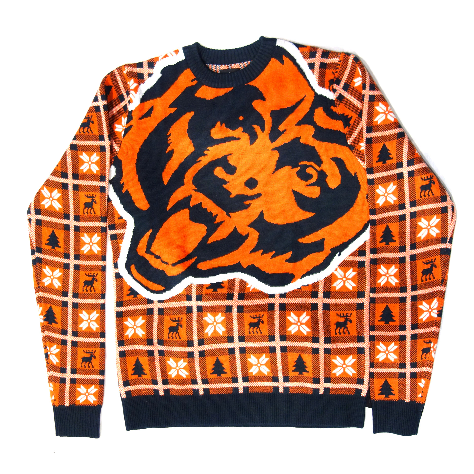 NFL Pullover Christmas Chicago Bears Ugly Sweater