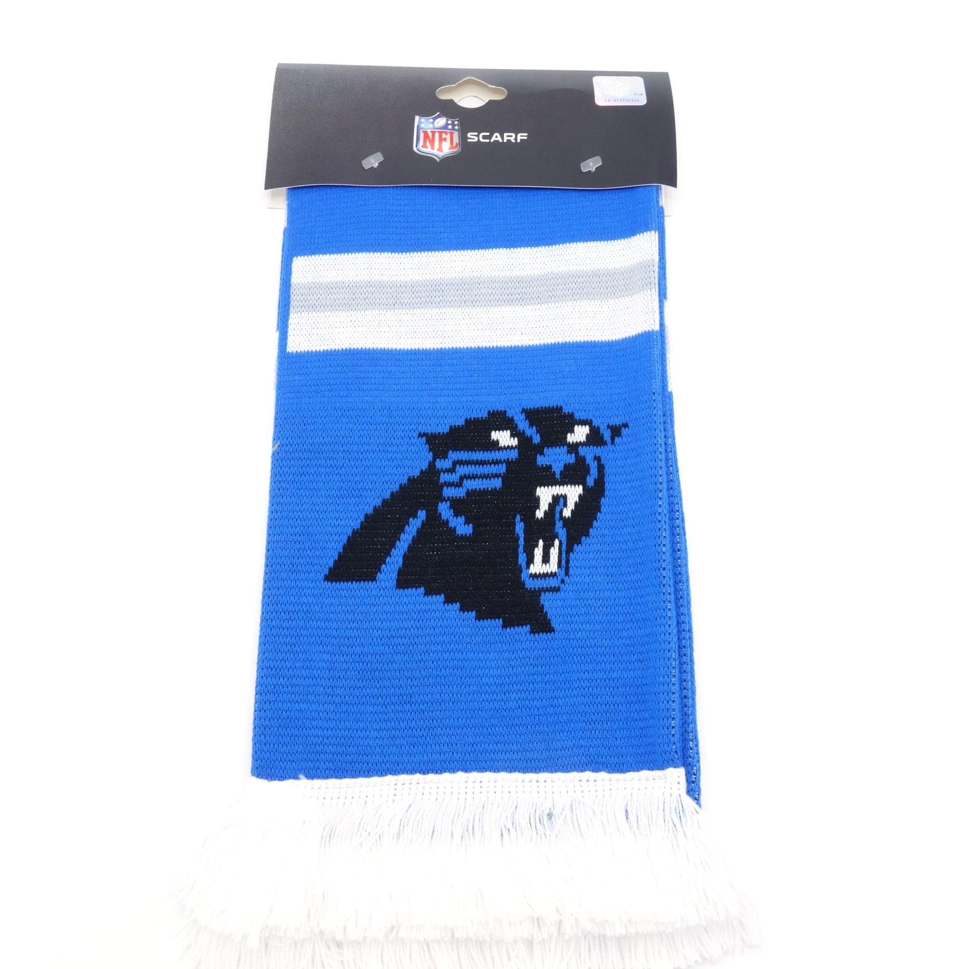 NFL Schal Carolina Panthers