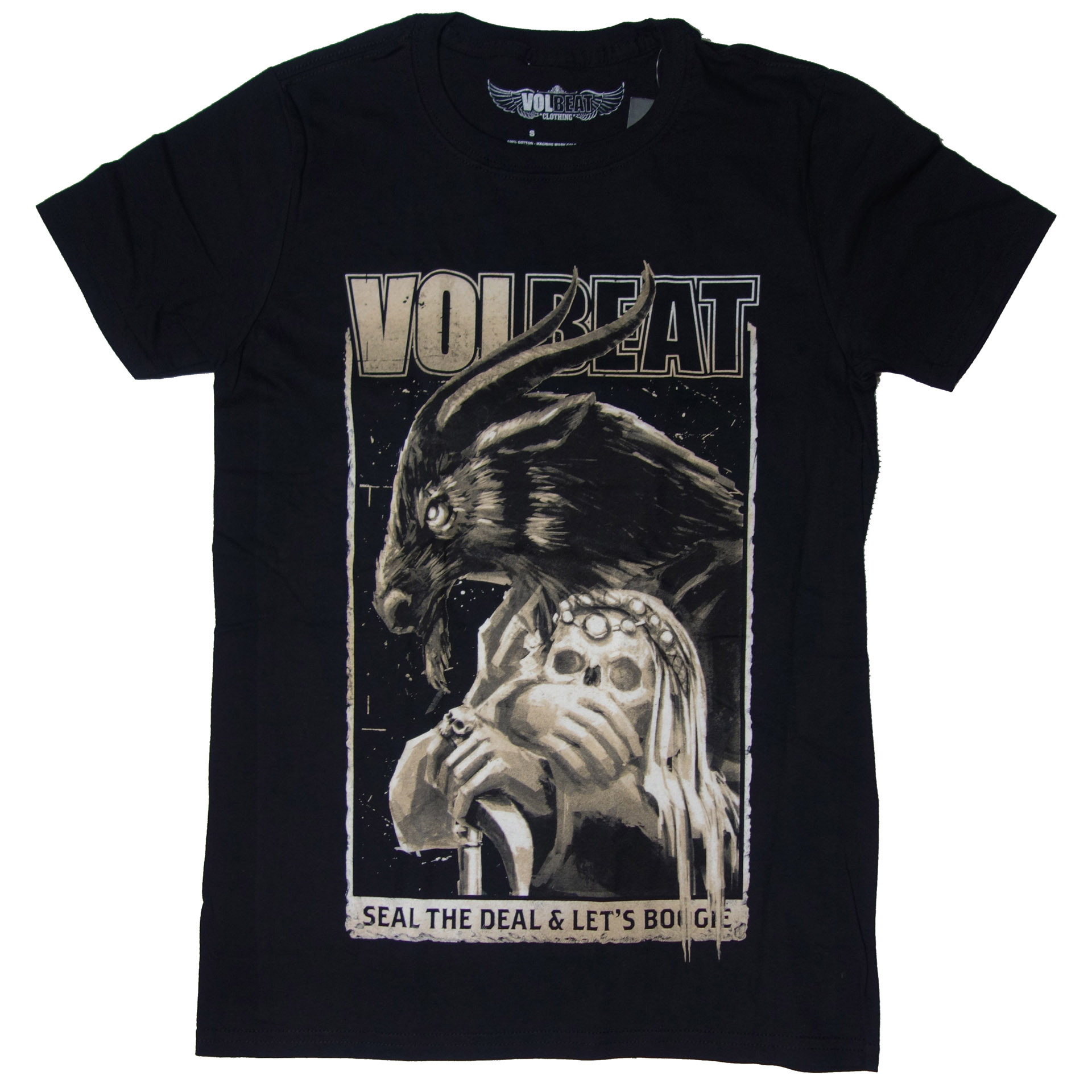 T-Shirt Volbeat Let's Boogie