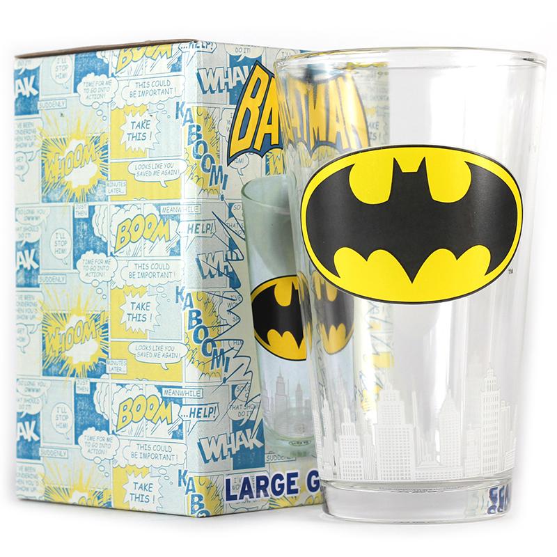 Batman Trinkglas Large Glass
