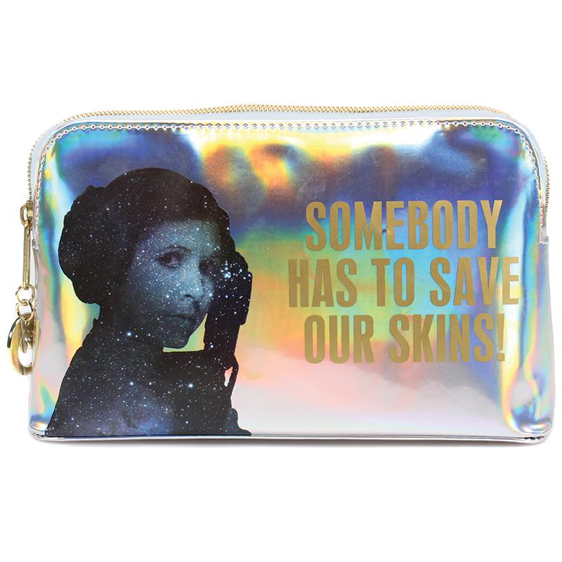 Star Wars Kosmetiktasche, Cosmetic Bag metallic