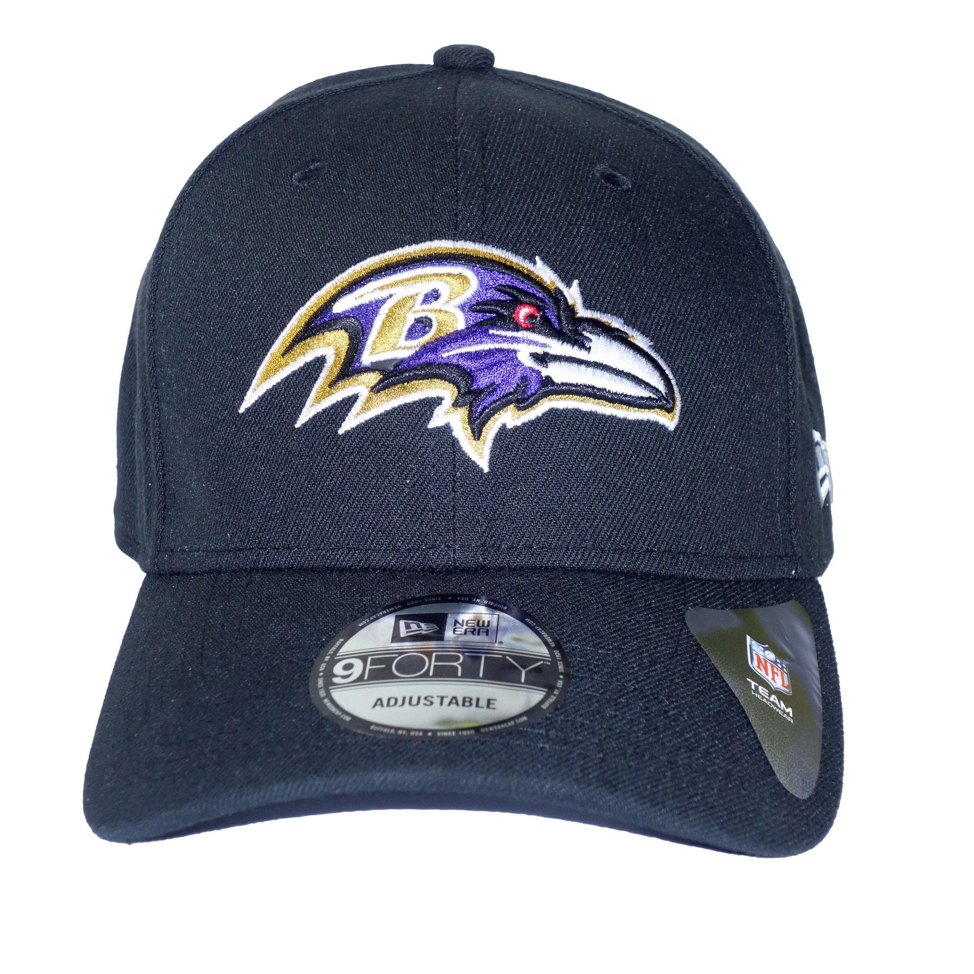 NFL New Era Cap Baltimore Ravens