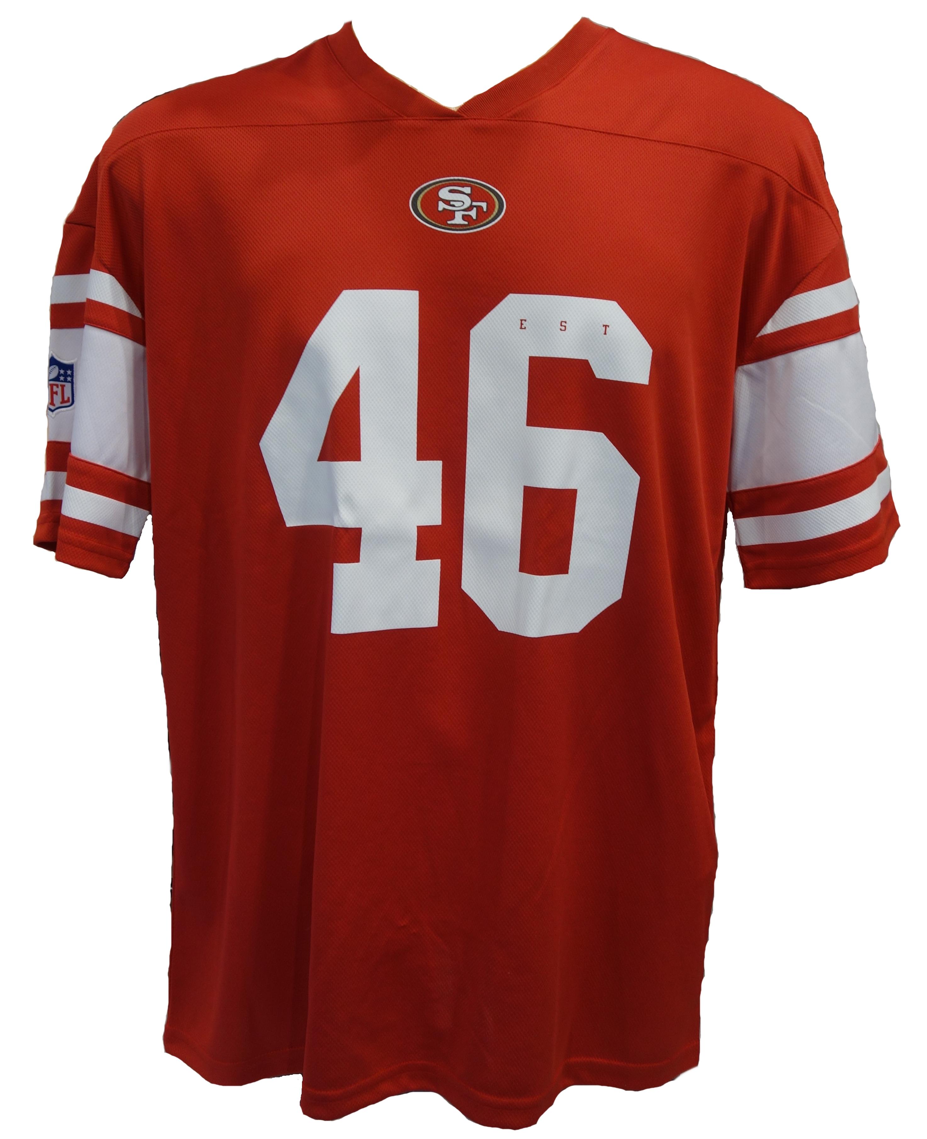 NFL T-Shirt San Francisco 49ers Poly Mesh