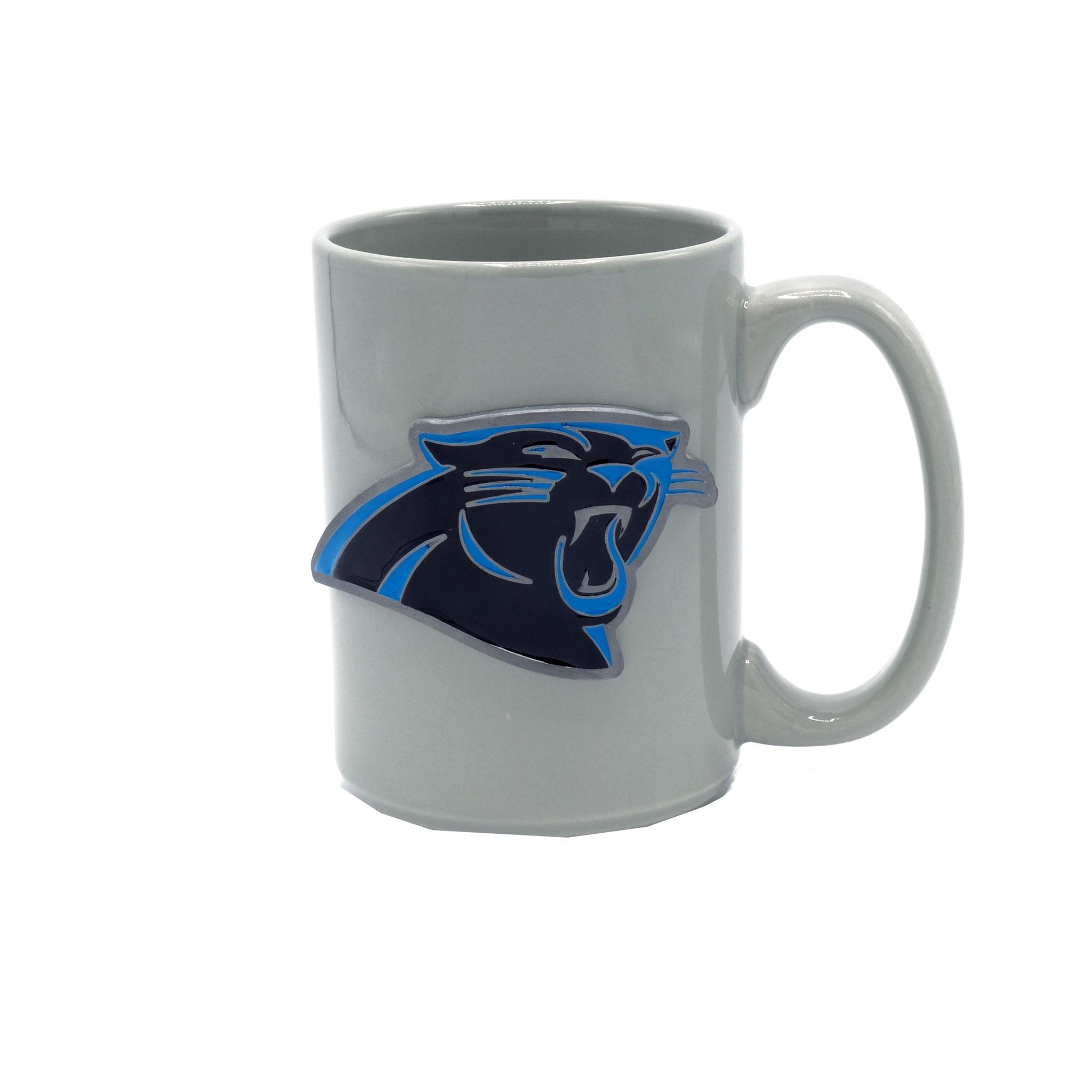 NFL Tasse 3D Carolina Panthers