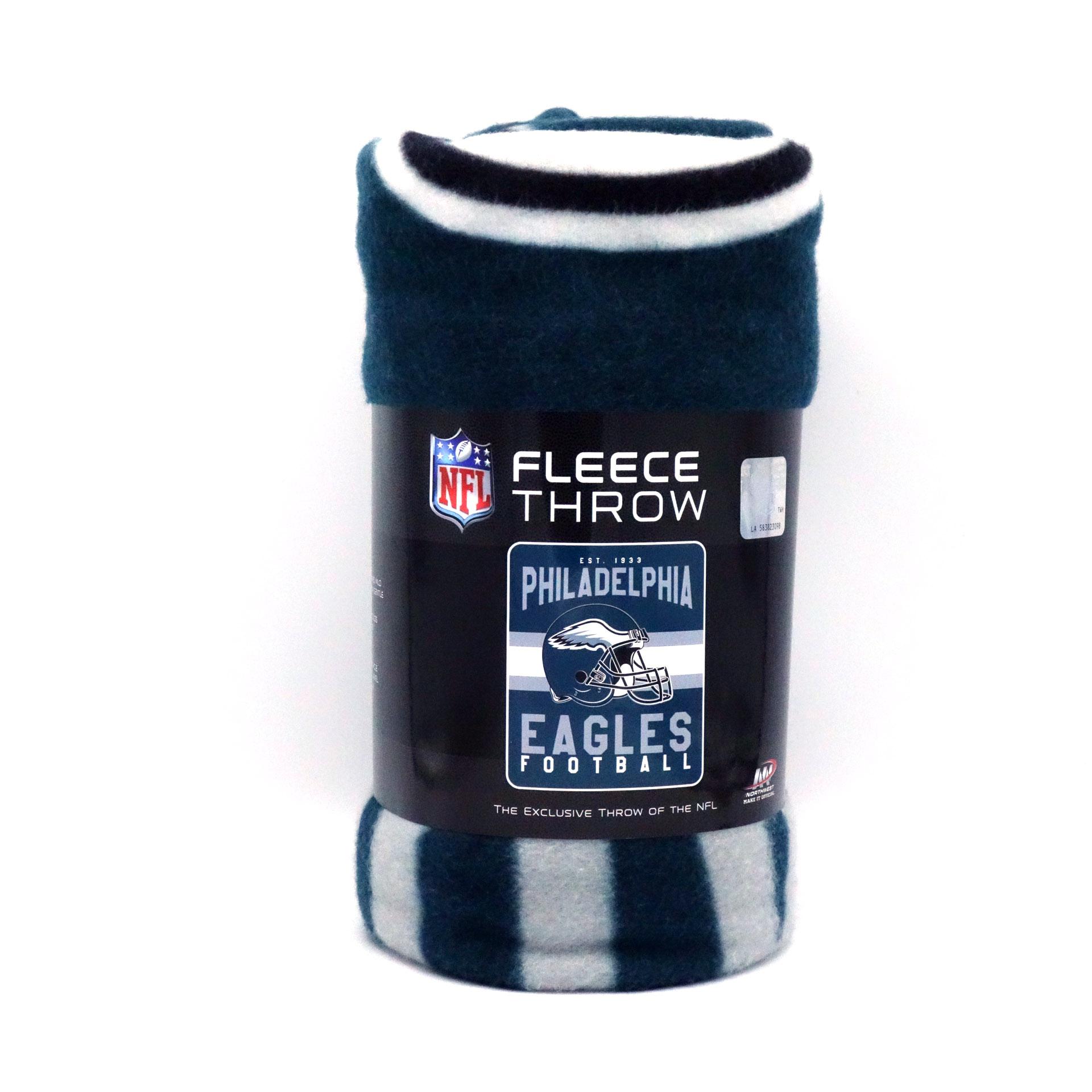 NFL Fleecedecke Philadelphia Eagles