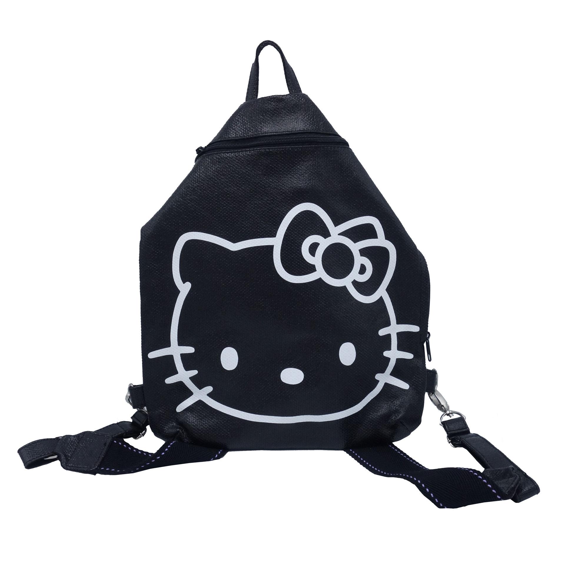 Hello Kitty 2-Way Bag black