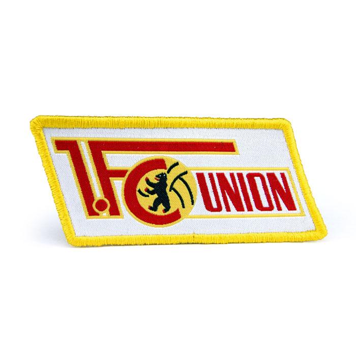 Union Berlin Aufnäher Aufbügler Logo