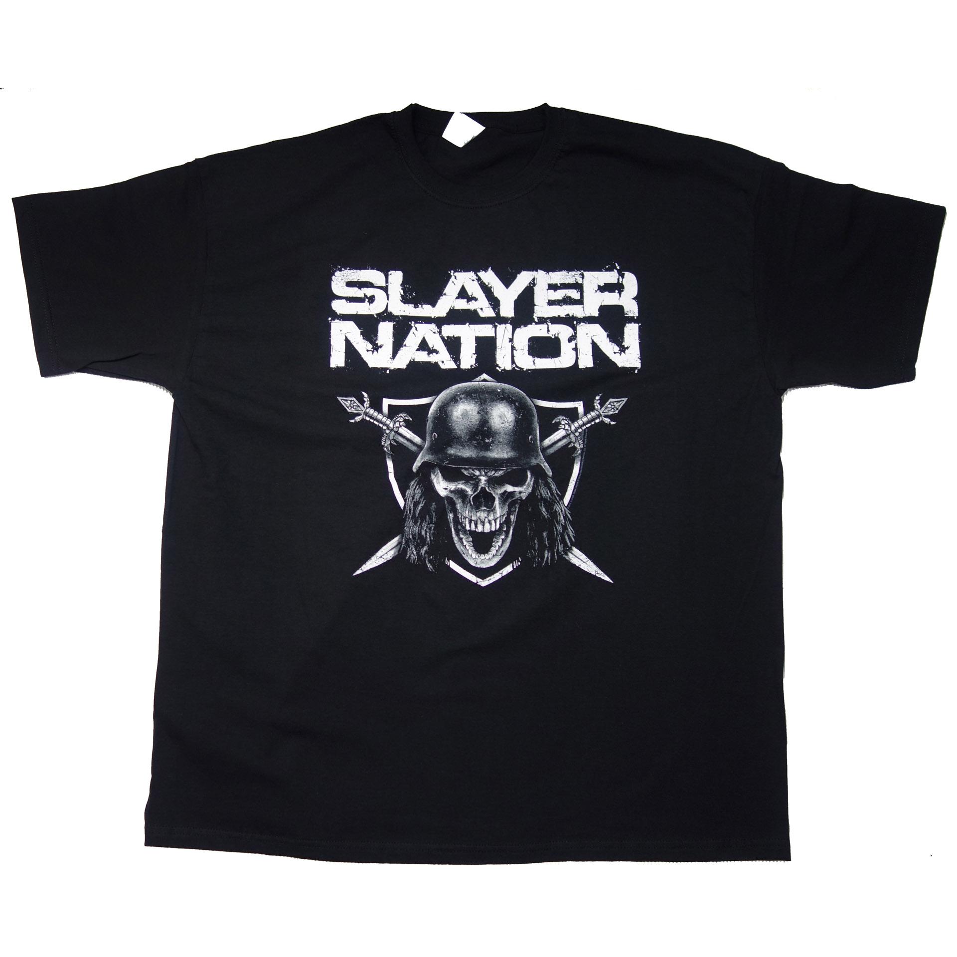 T-Shirt Slayer Nation