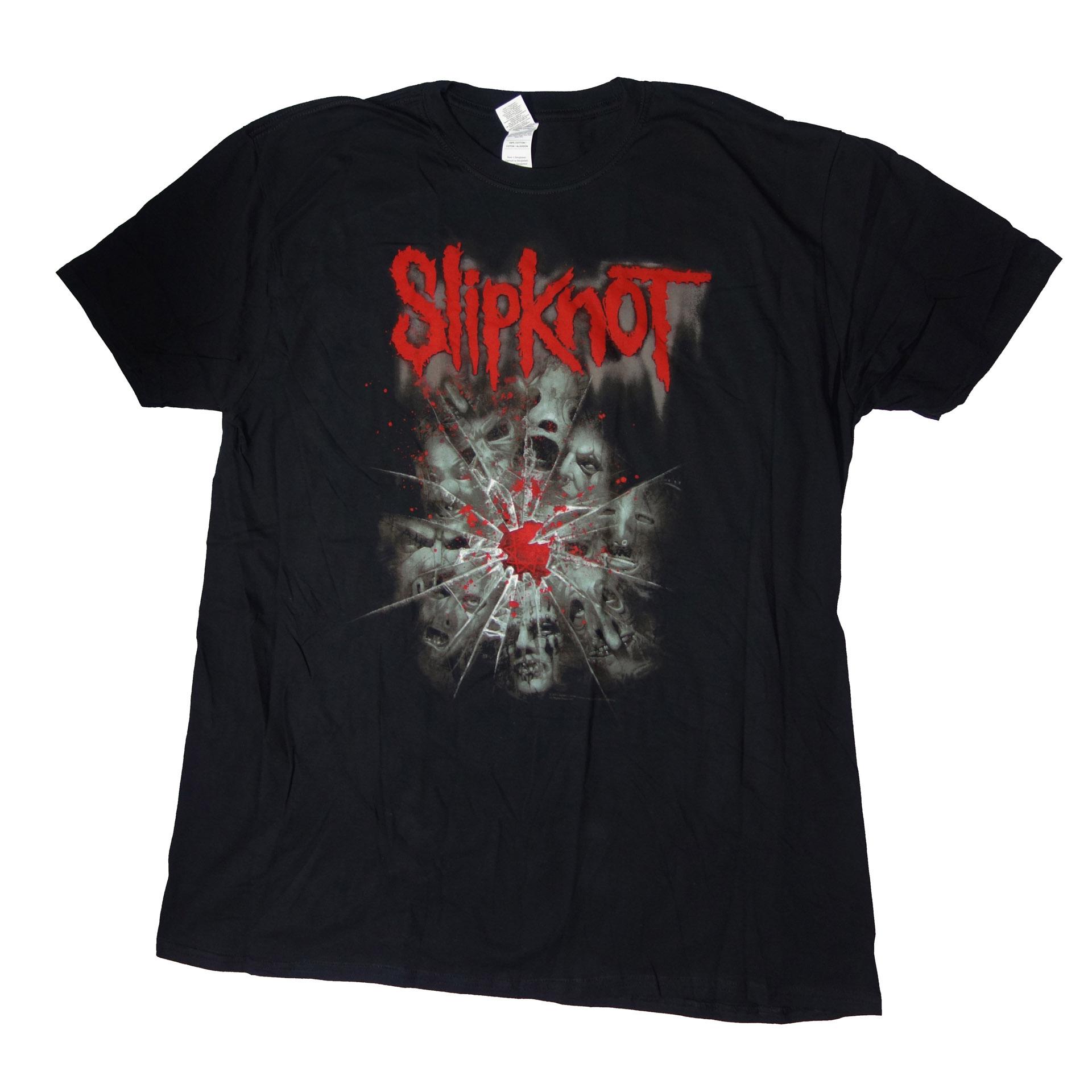 T-Shirt Slipknot Be Prepared For Hell