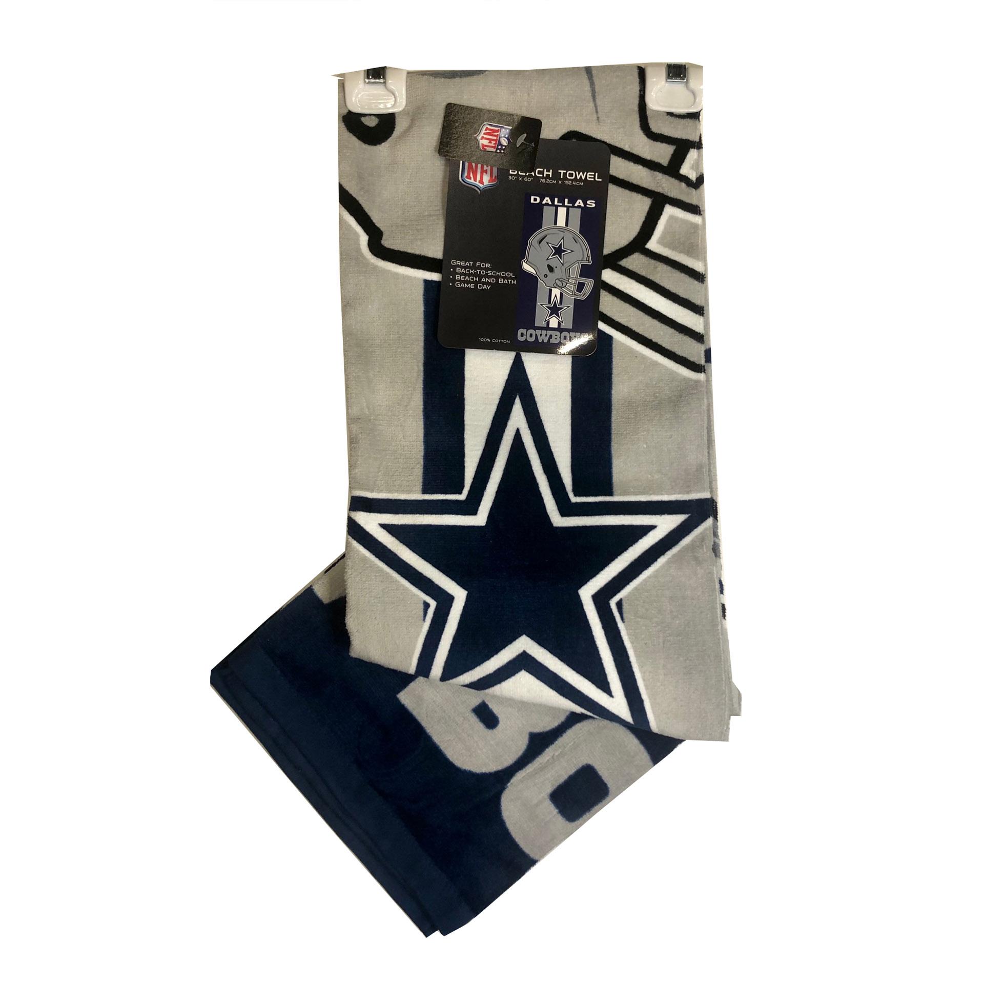 NFL Duschtuch Dallas Cowboys