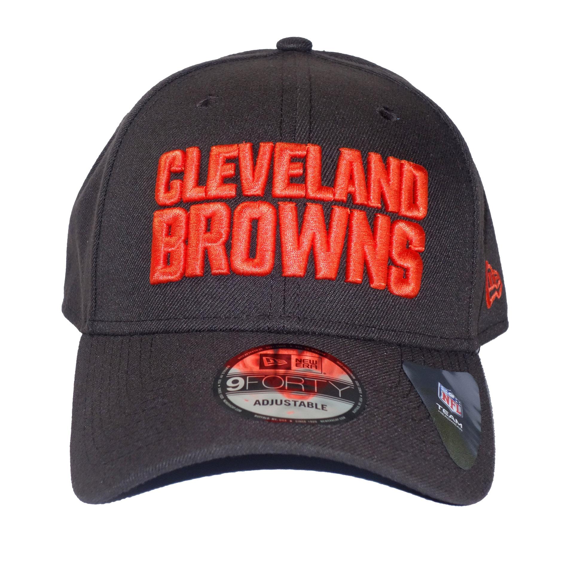 NFL New Era Cap Cleveland Browns