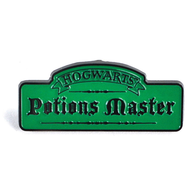 """Harry Potter Anstecker Pin Badge """"Potions Master"""""""