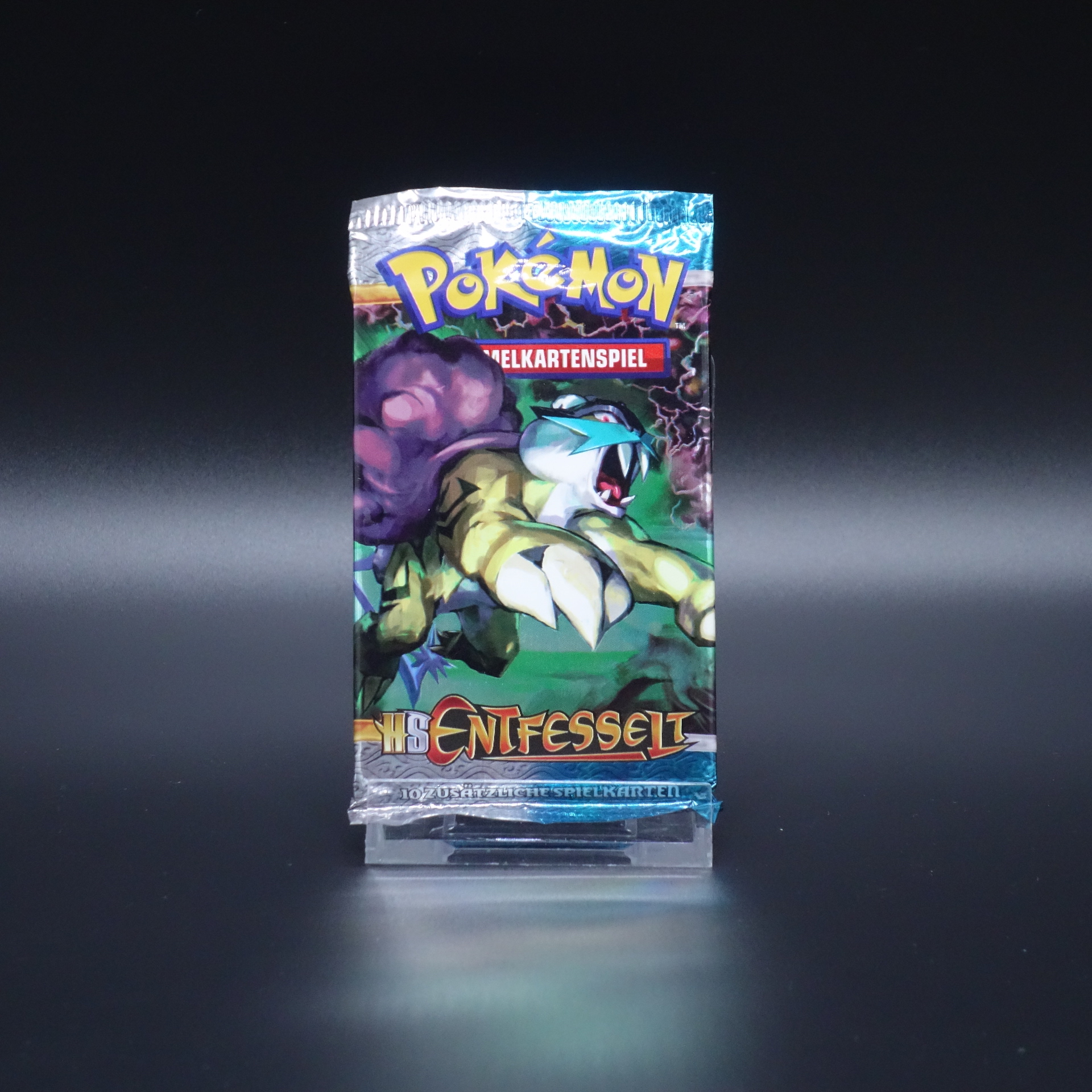 Pokemon Booster HS Entfesselt 2
