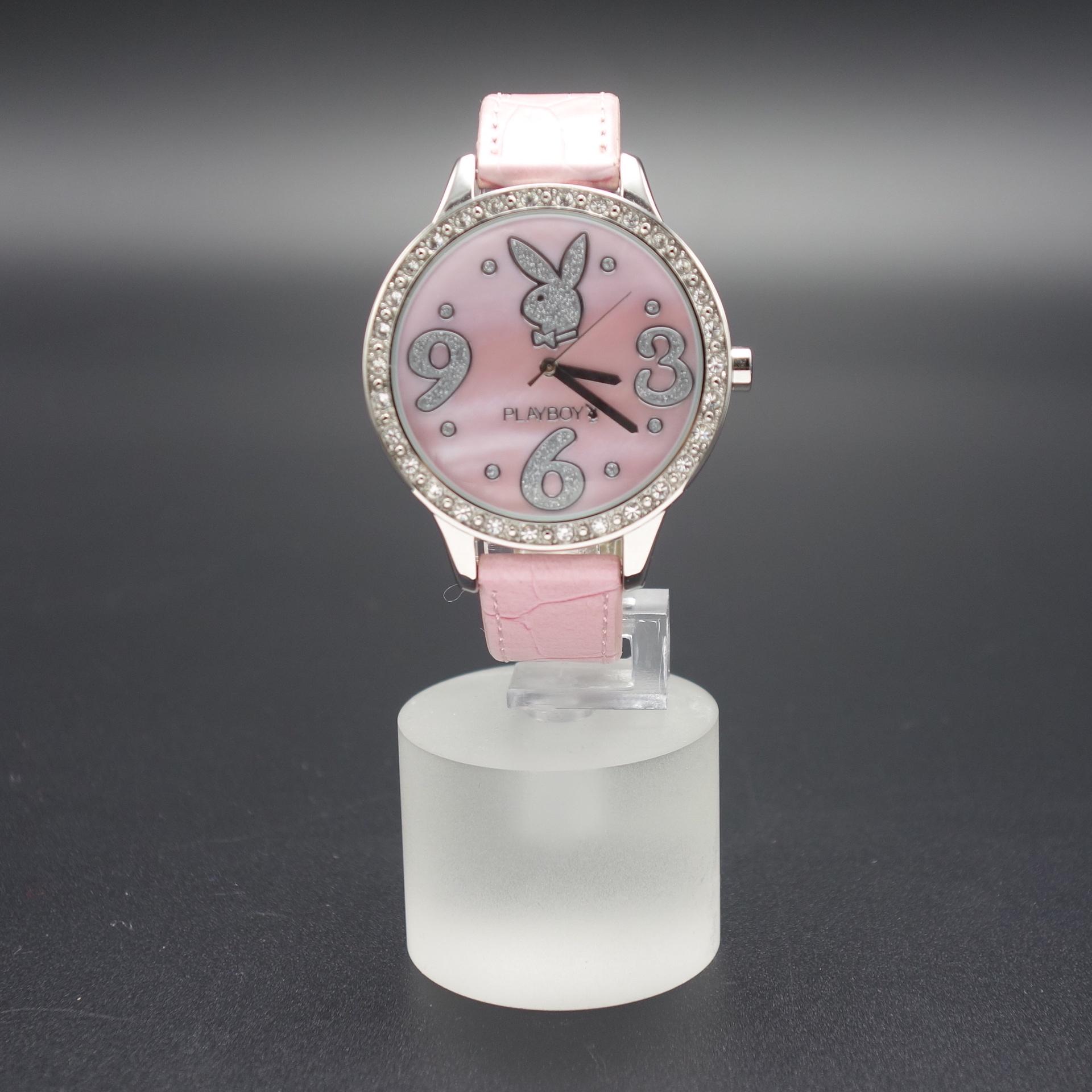 Playboy Damen Armbanduhr PBH0508PKPKB