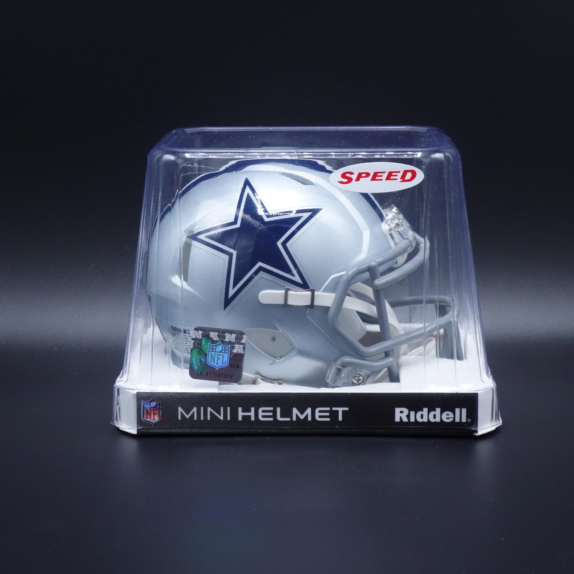 NFL Dallas Cowboys Riddell Helm Speed
