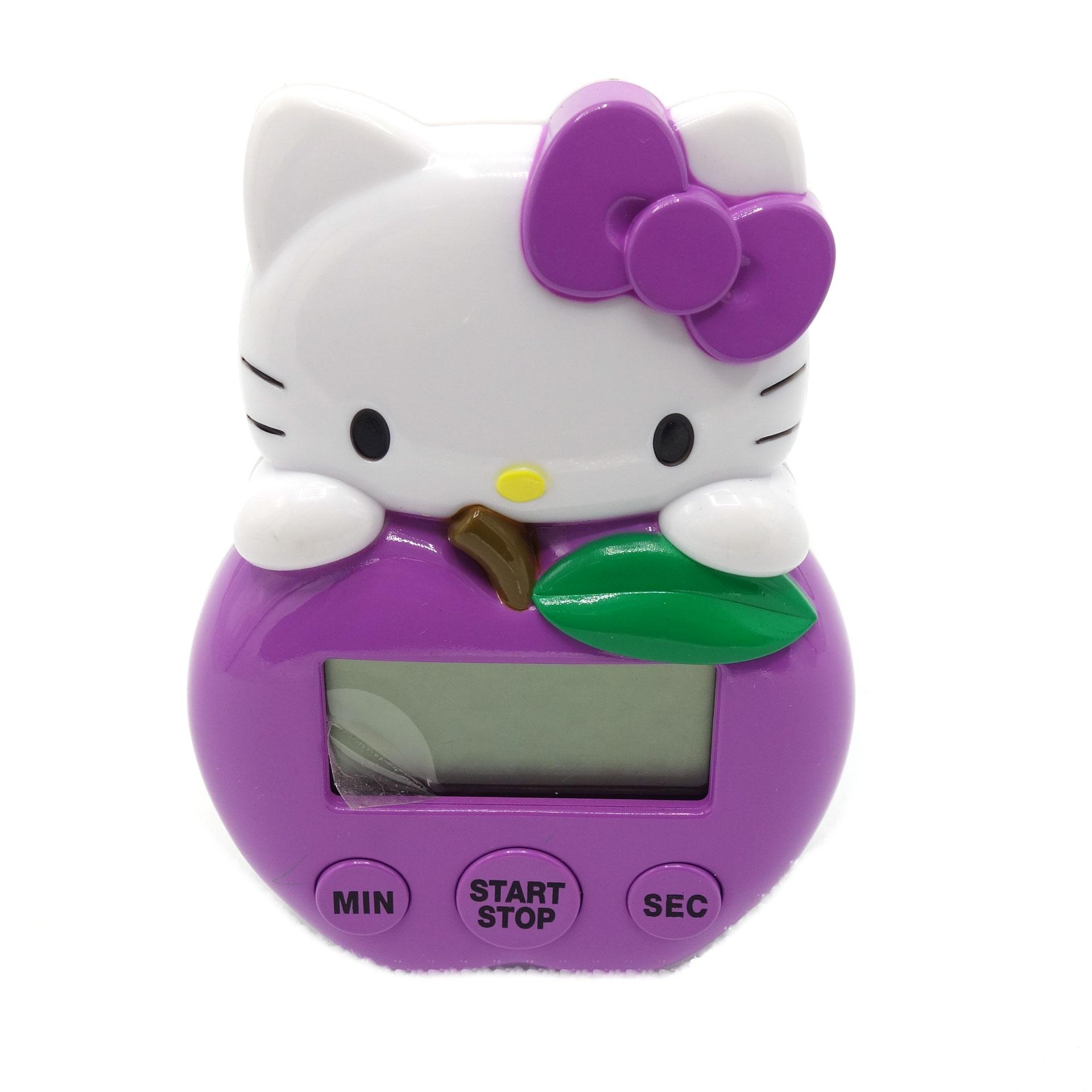Hello Kitty Digital Küchen Uhr