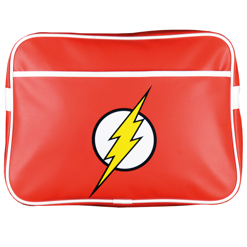The Flash Schultertasche Justice League of America Tasche