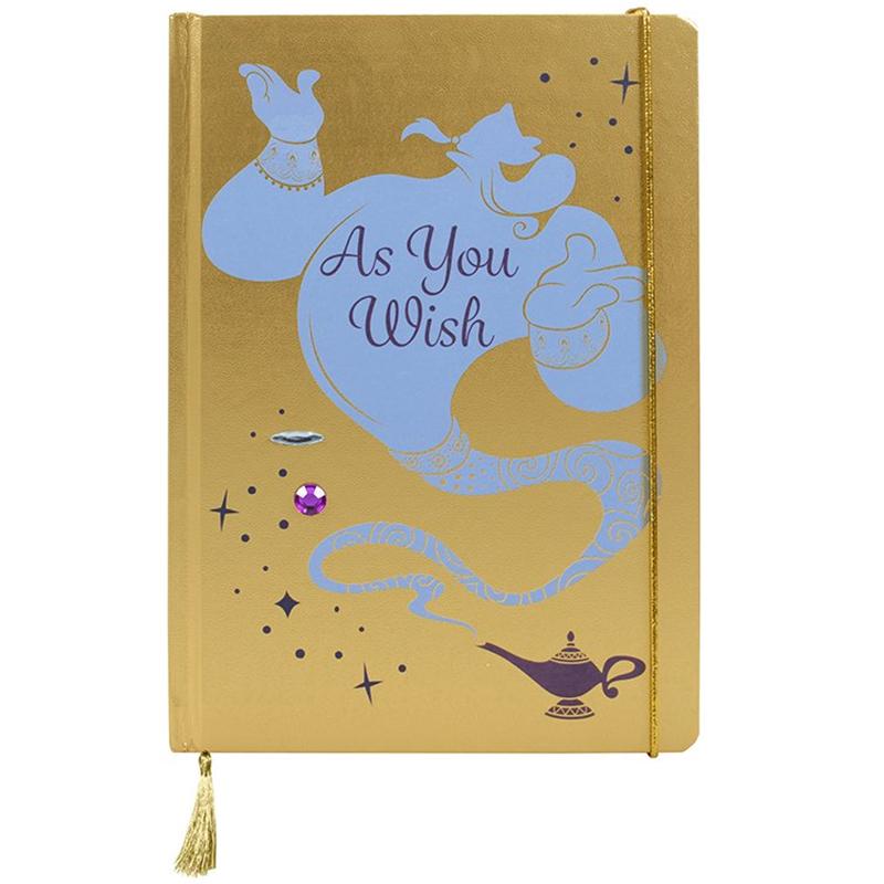 Disney Aladdin A5 Notizbuch A5 Notebook