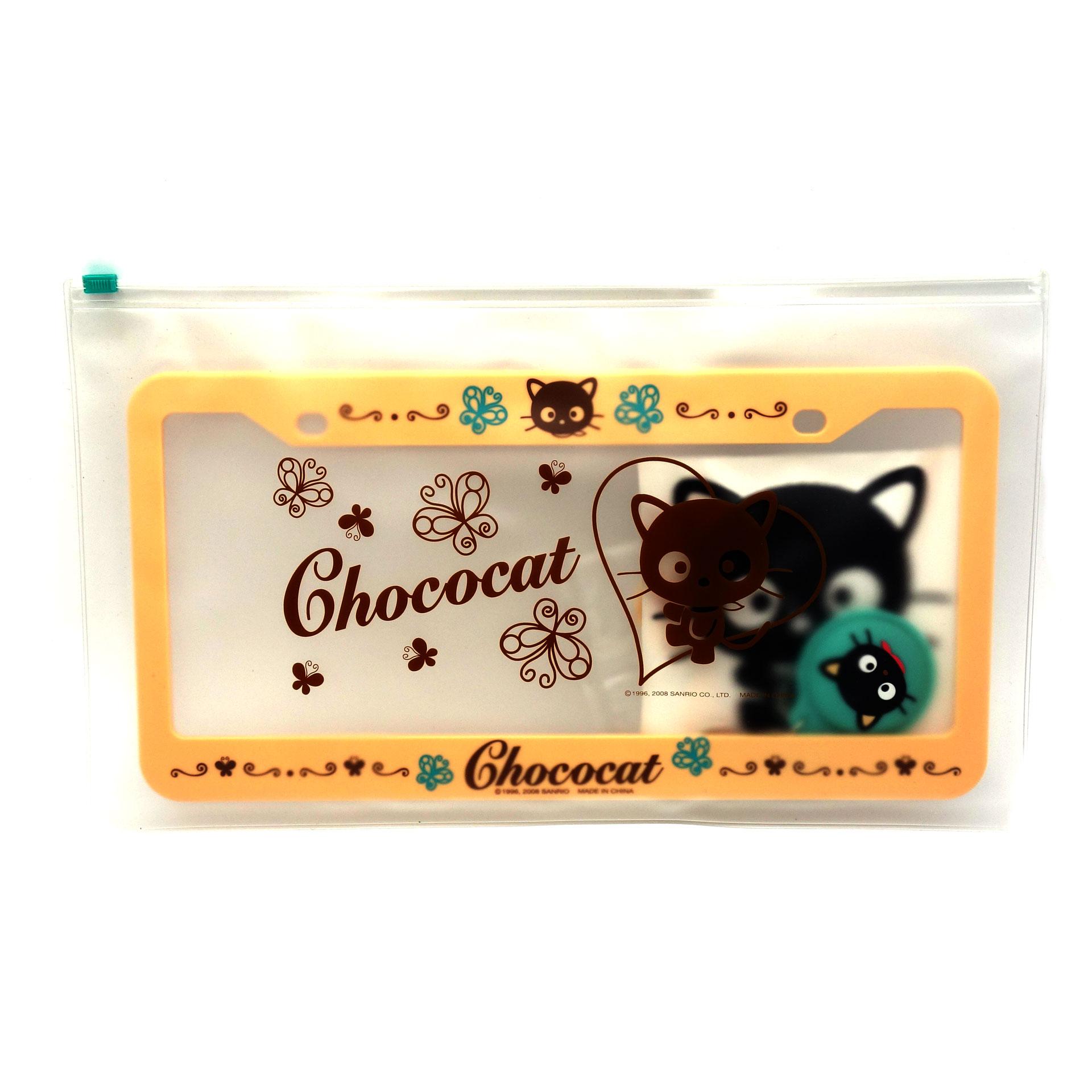 Hello Kitty Auto Accessoires Set Chococat